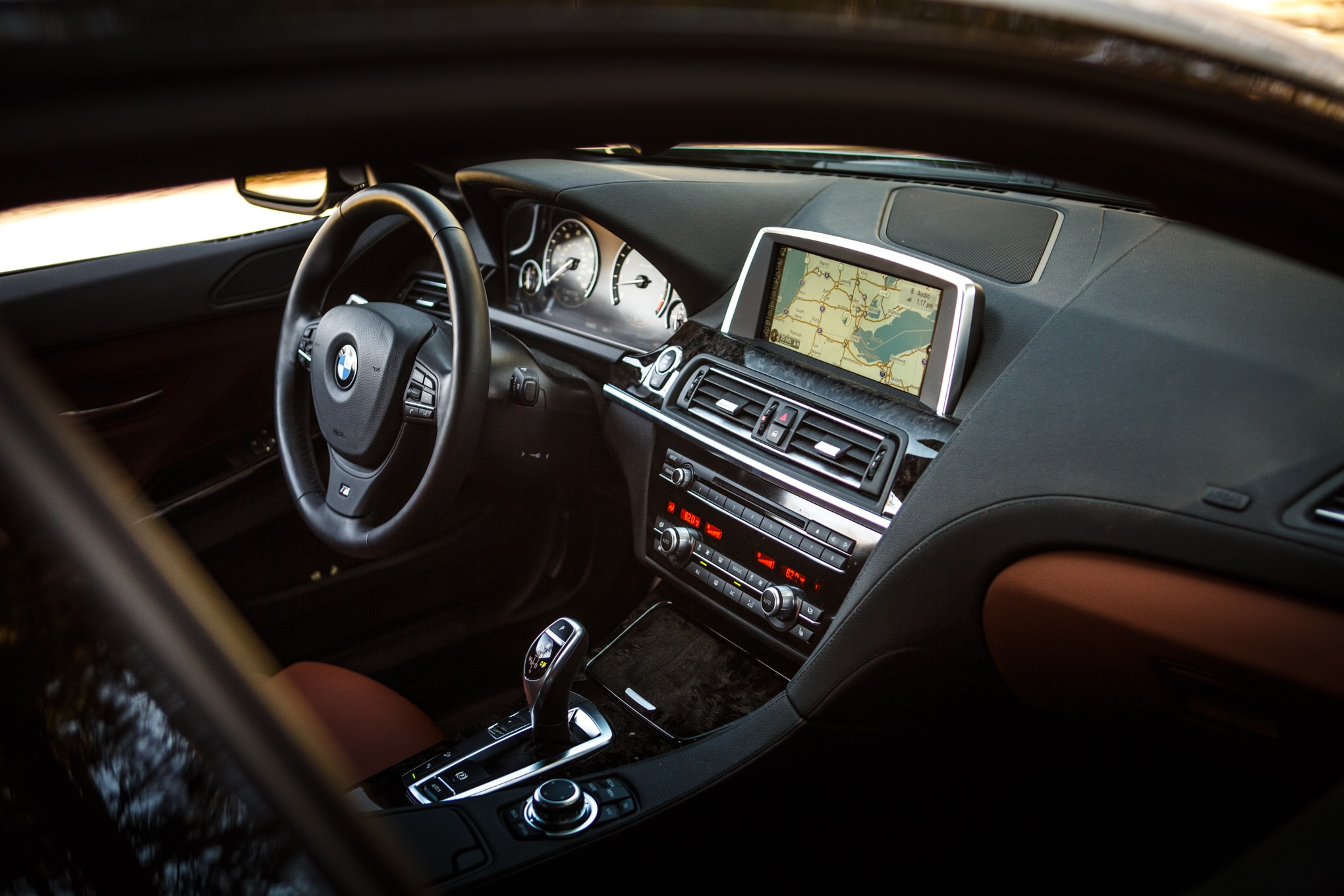 2014 BMW 640I Gran Coupe 05 Interior 21