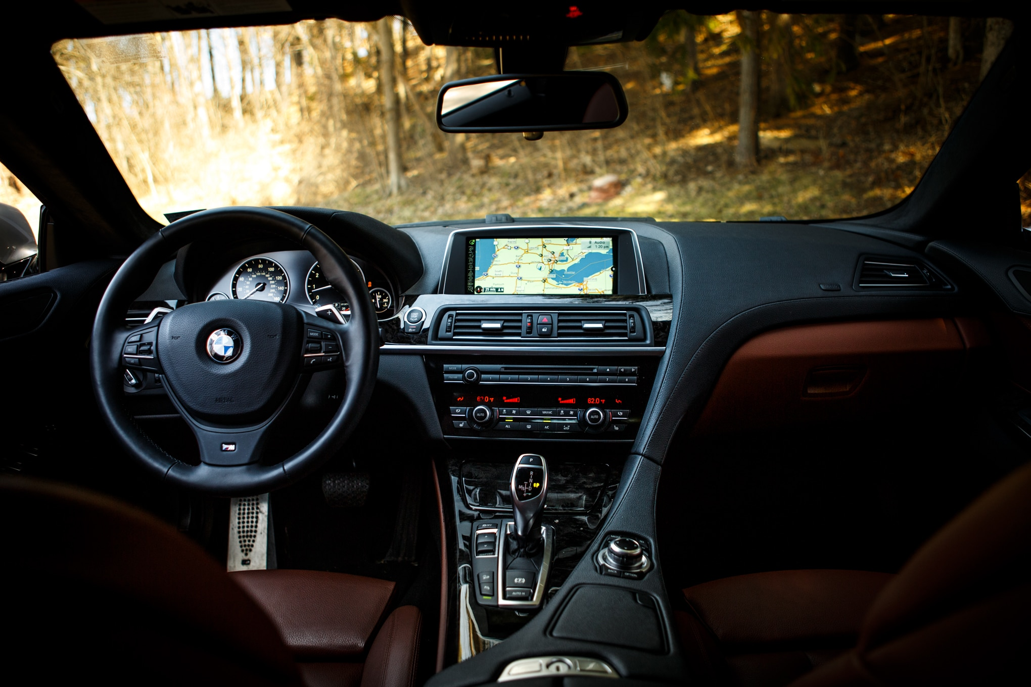 2014 BMW 640I Gran Coupe 06 Interior