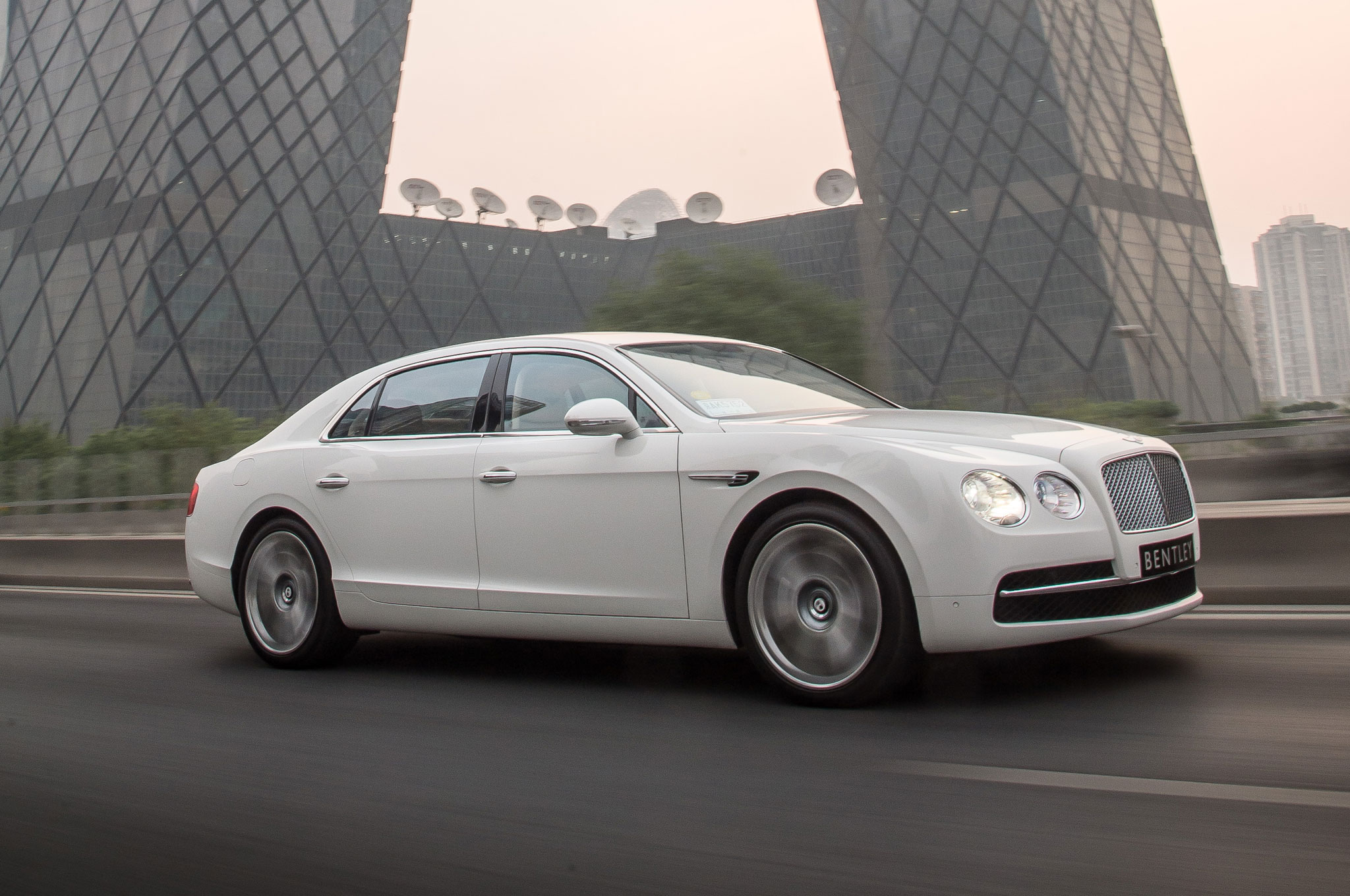 2014 Bentley Flying Spur First Drive - Automobile Magazine