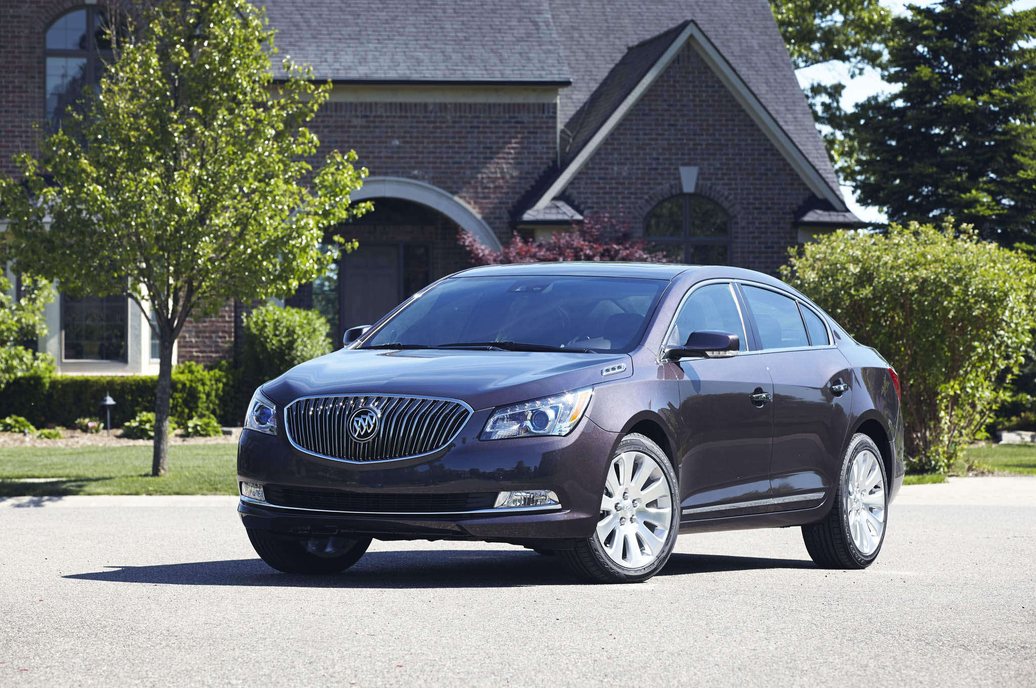 2014 Buick LaCrosse Driven Automobile Magazine