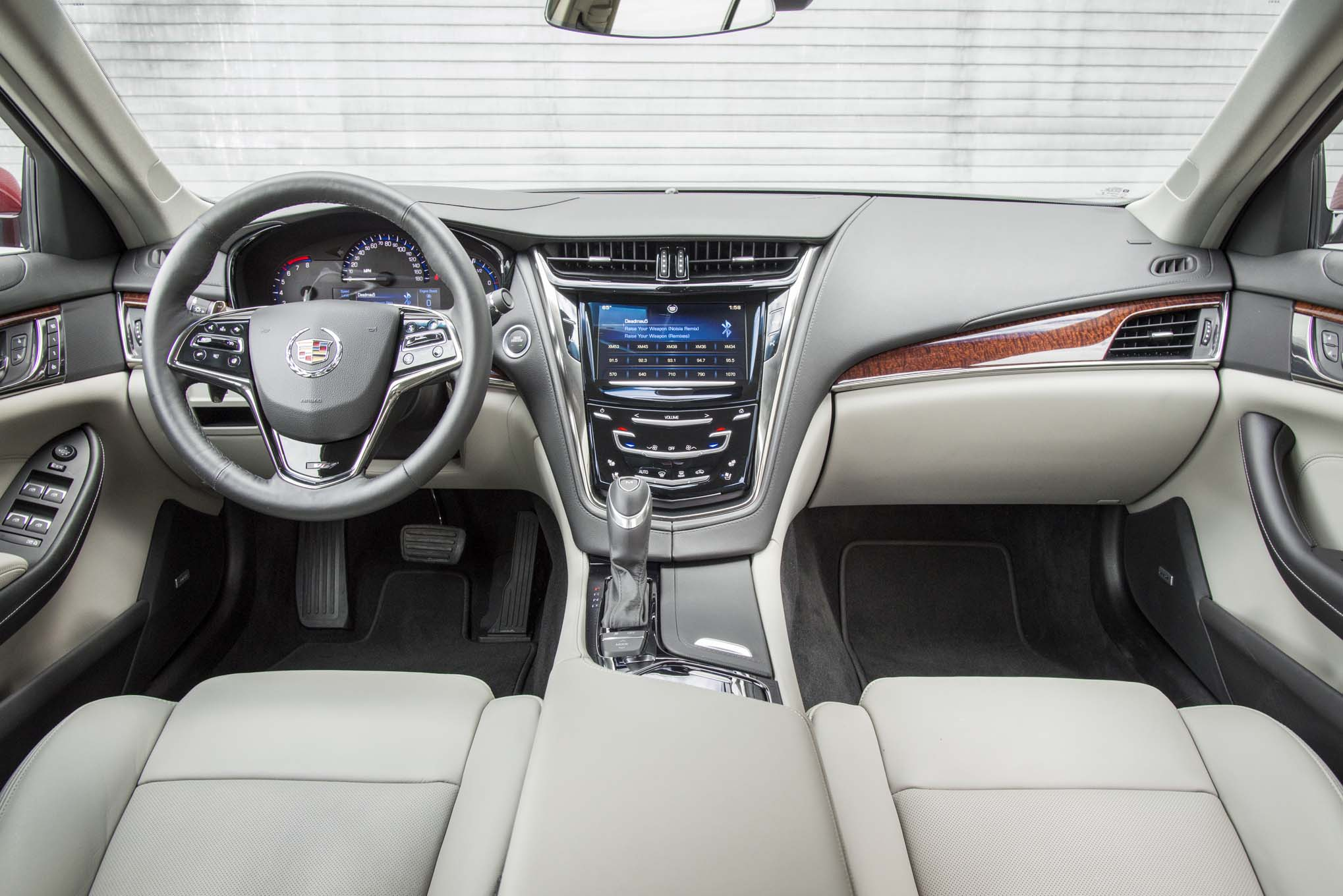 2014 Cadillac Cts First Drive Automobile Magazine
