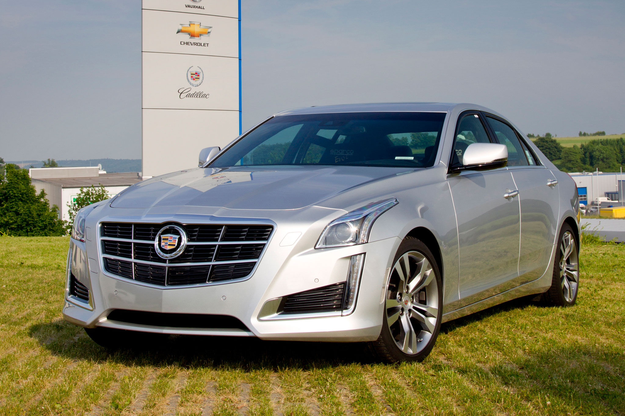 2014 Cadillac CTS First Drive - Automobile Magazine
