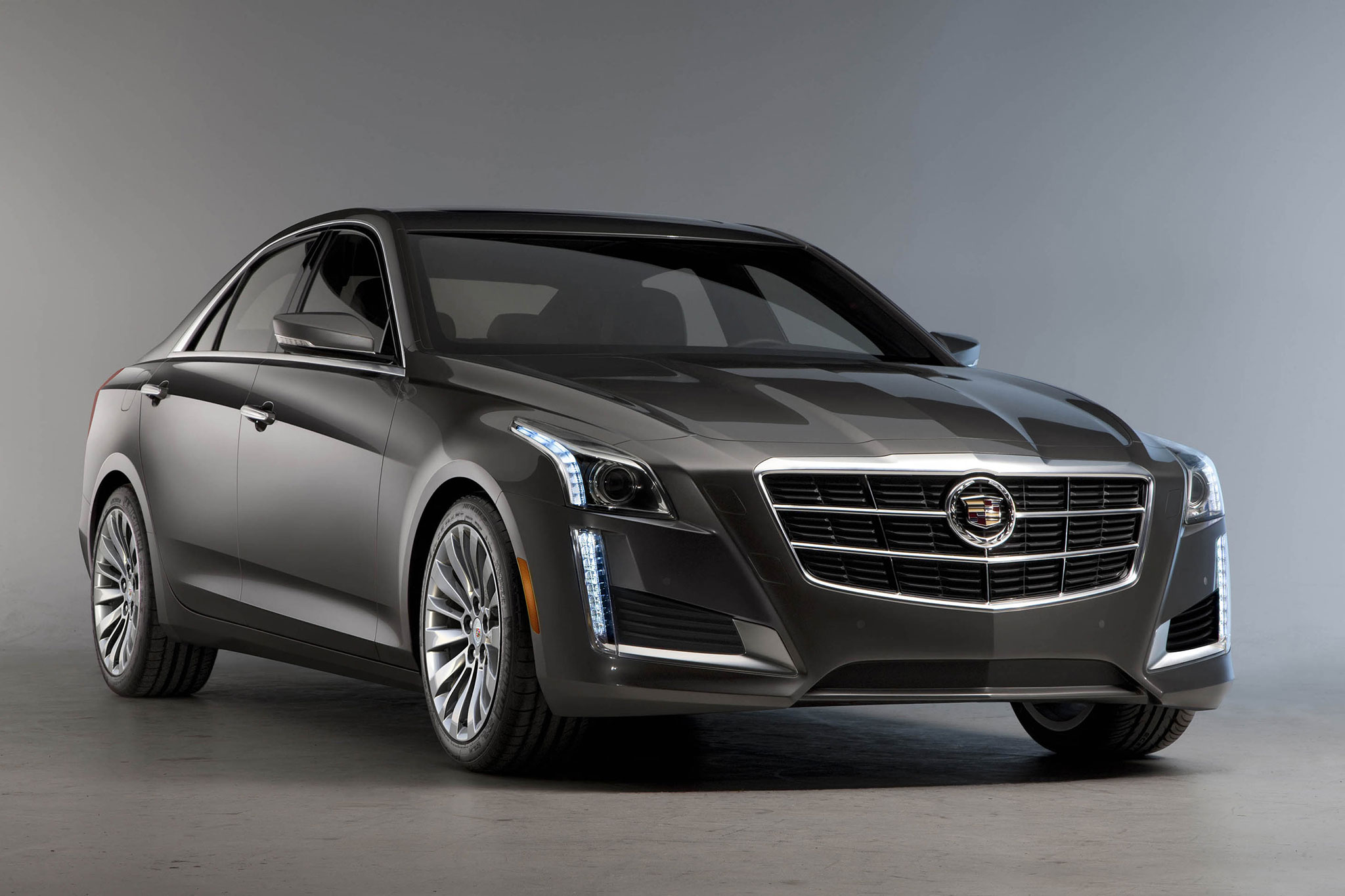2014 Cadillac Cts 2014 Automobile Of The Year Finalist