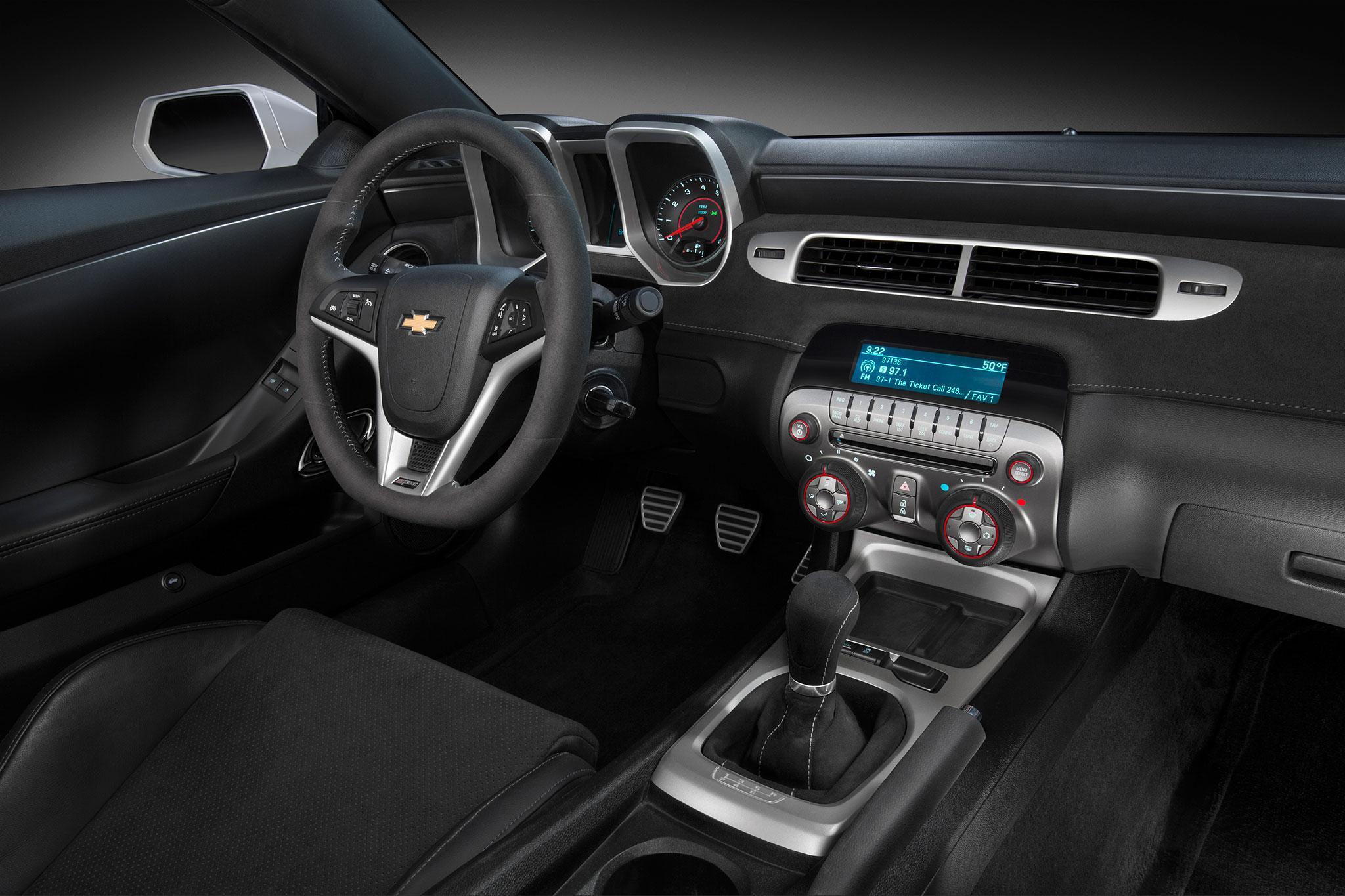 2014 Chevrolet Camaro Z28. 28|248