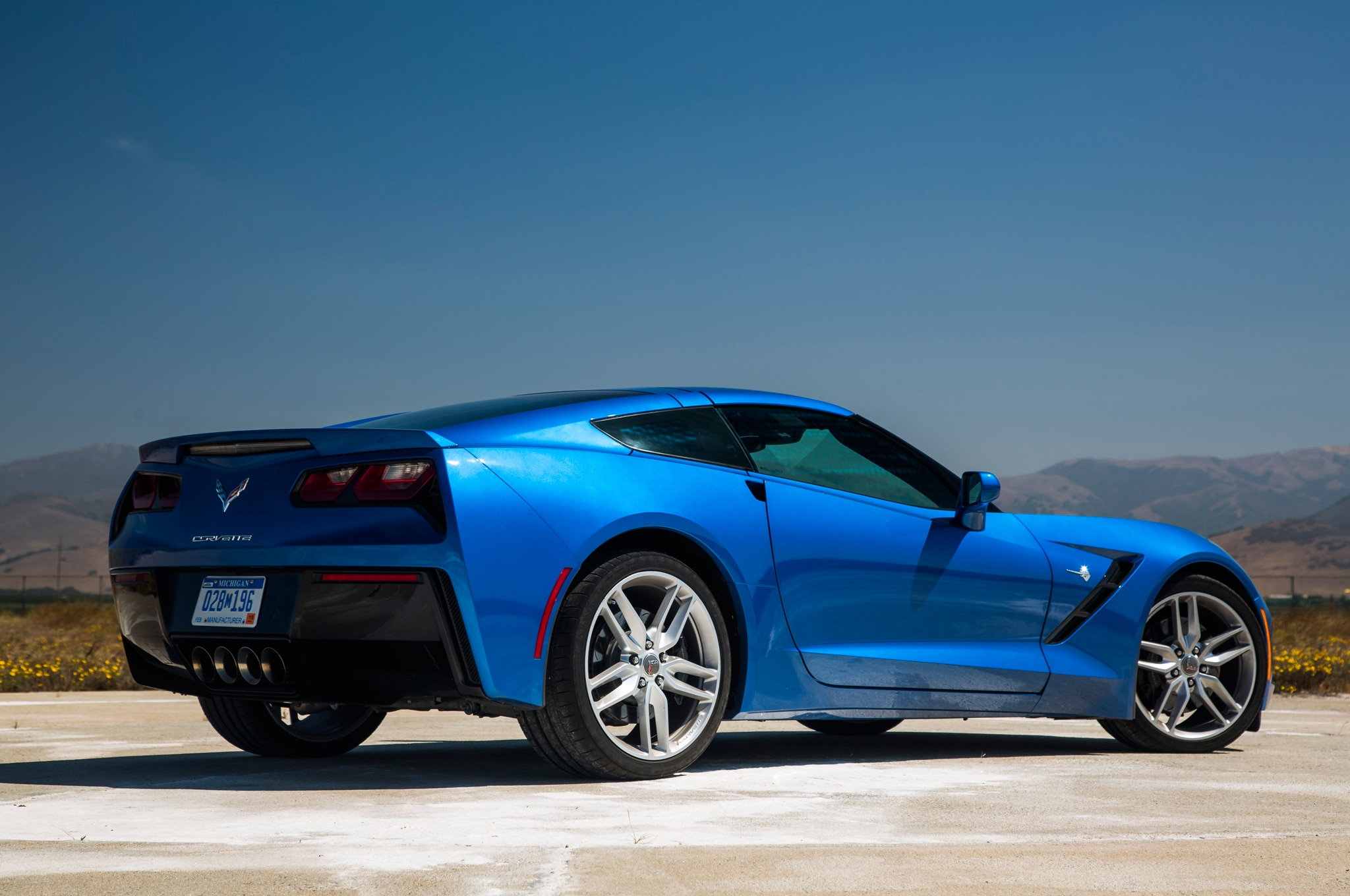 2014 Chevrolet Corvette Stingray Z51 25250