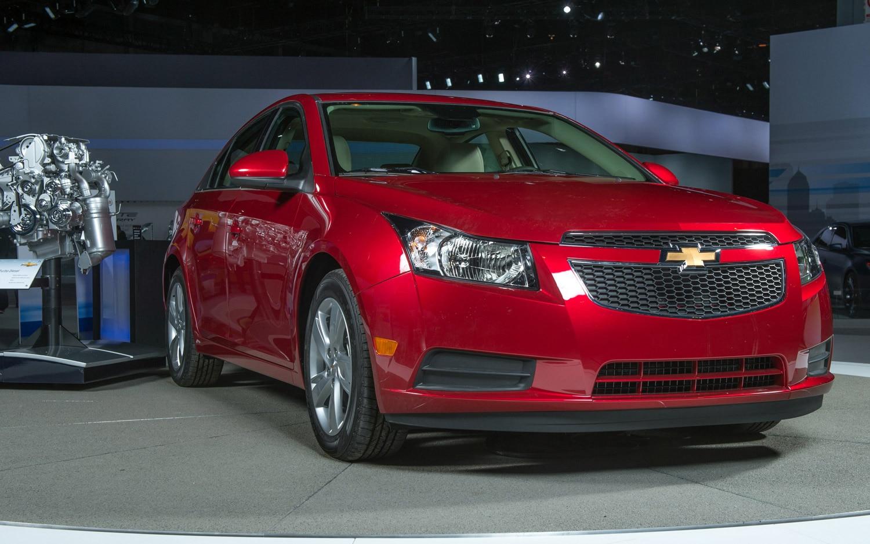 Cruze 2010 chevrolet cruze mpg : 2014 Chevrolet Cruze Diesel Gets 46 MPG Highway