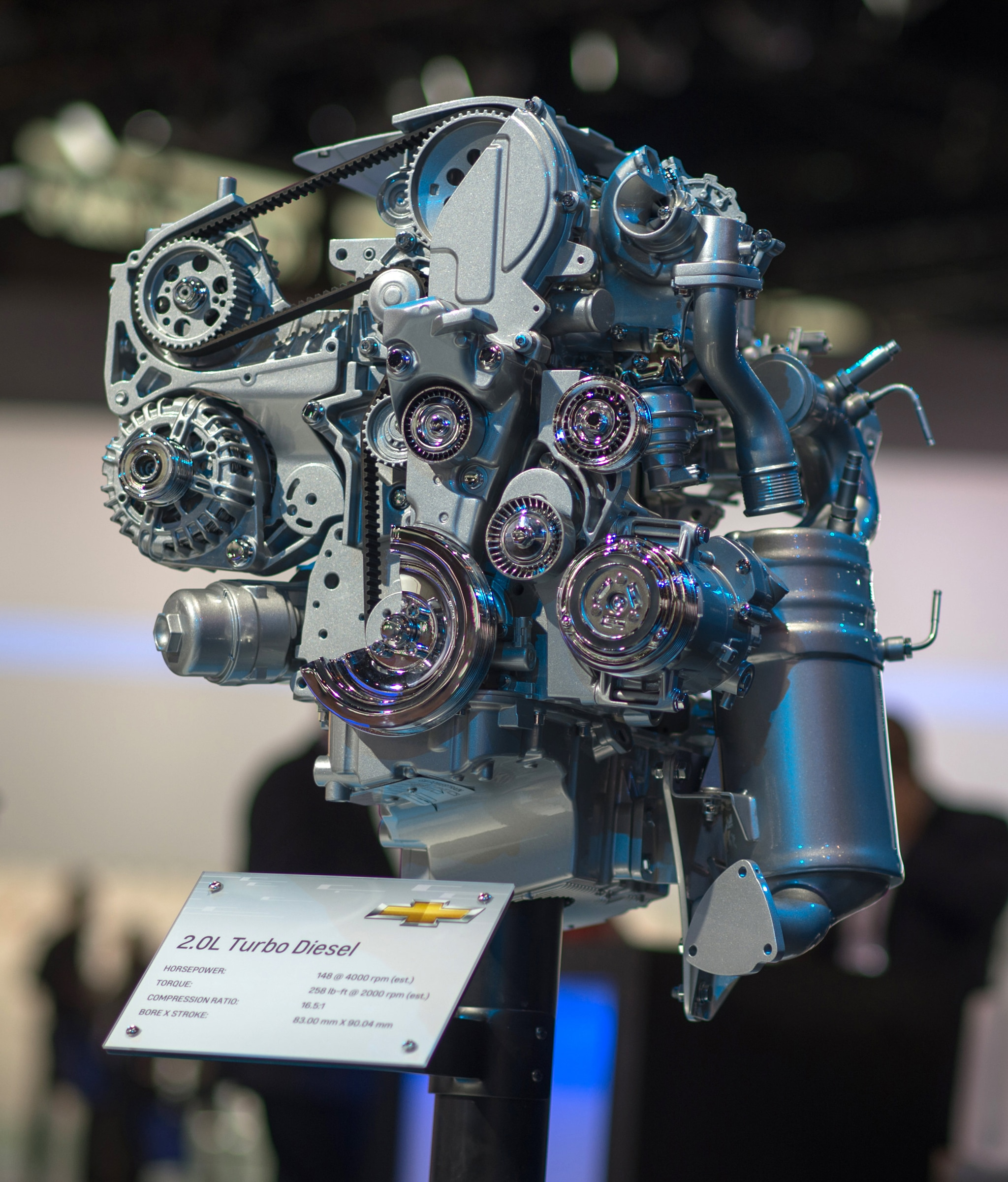 Gm Invests 50 Million In Lordstown Plant For Next Chevrolet Cruze Duramax Sel Engine 2014 Turbo Diesel