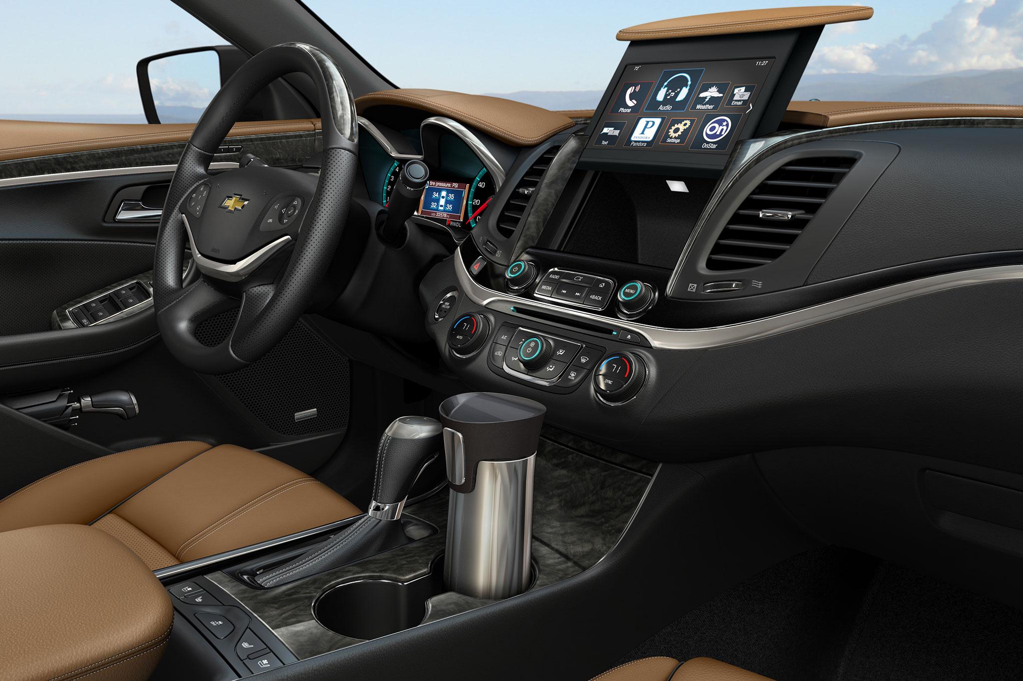 2017 Chevrolet Impala Ltz 32 95