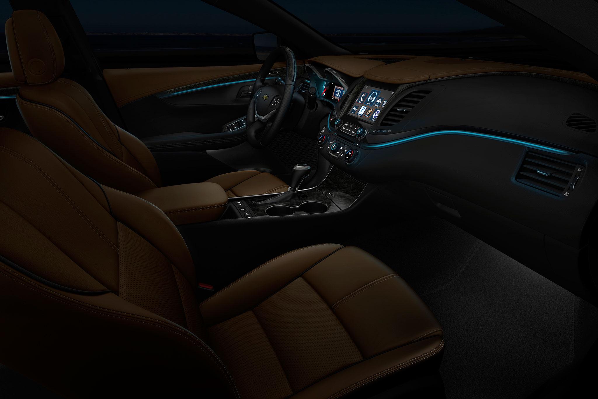 2017 Chevrolet Impala 47 95
