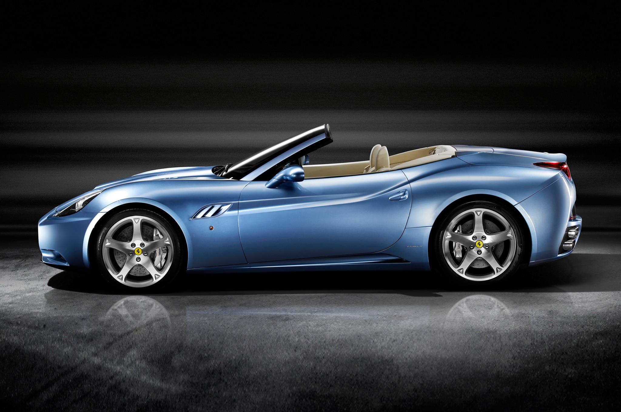 2018 Ferrari Portofino Waves Goodbye to California | Automobile Magazine