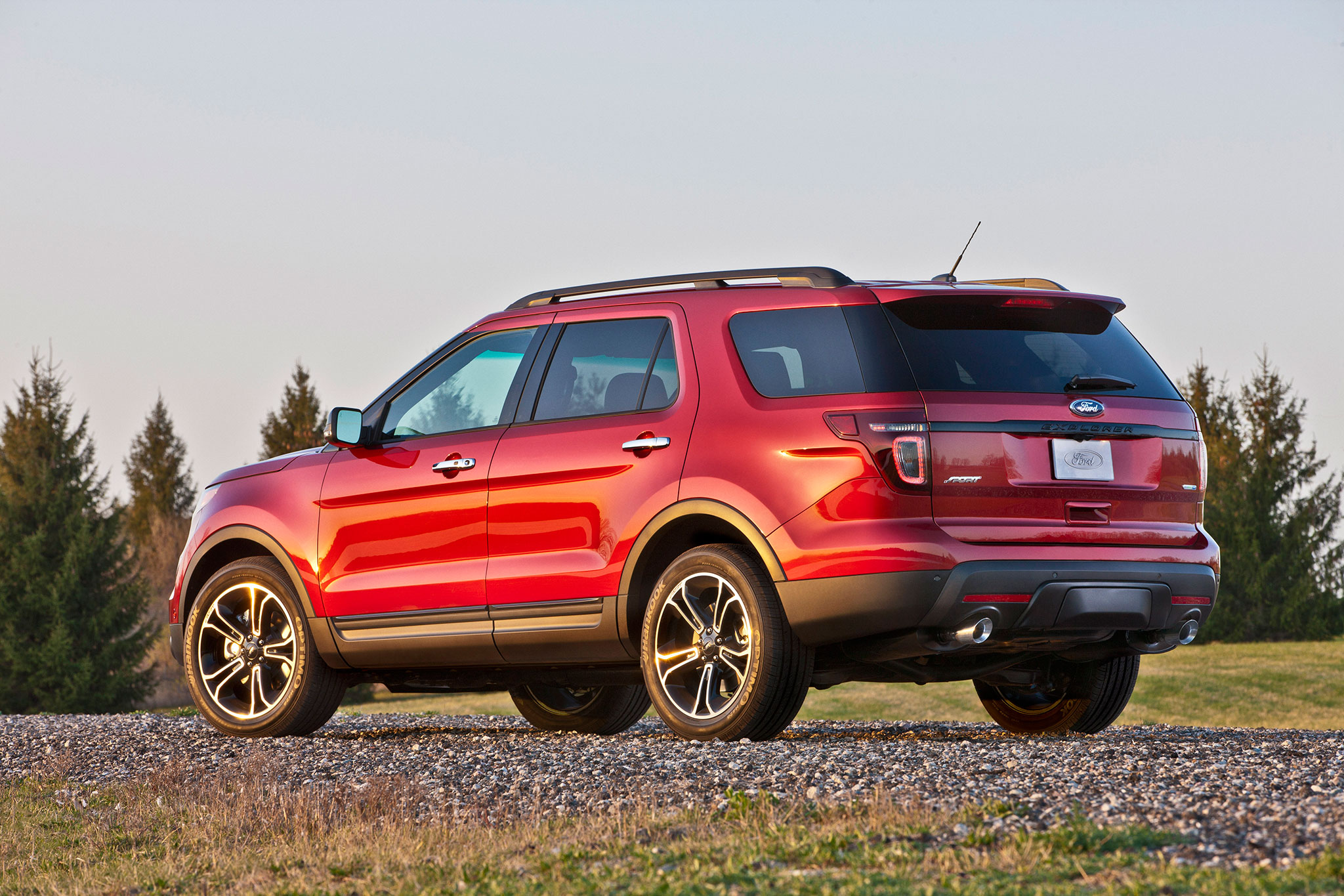 2015 Ford Explorer Gets Sporty Appearance Package Automobile