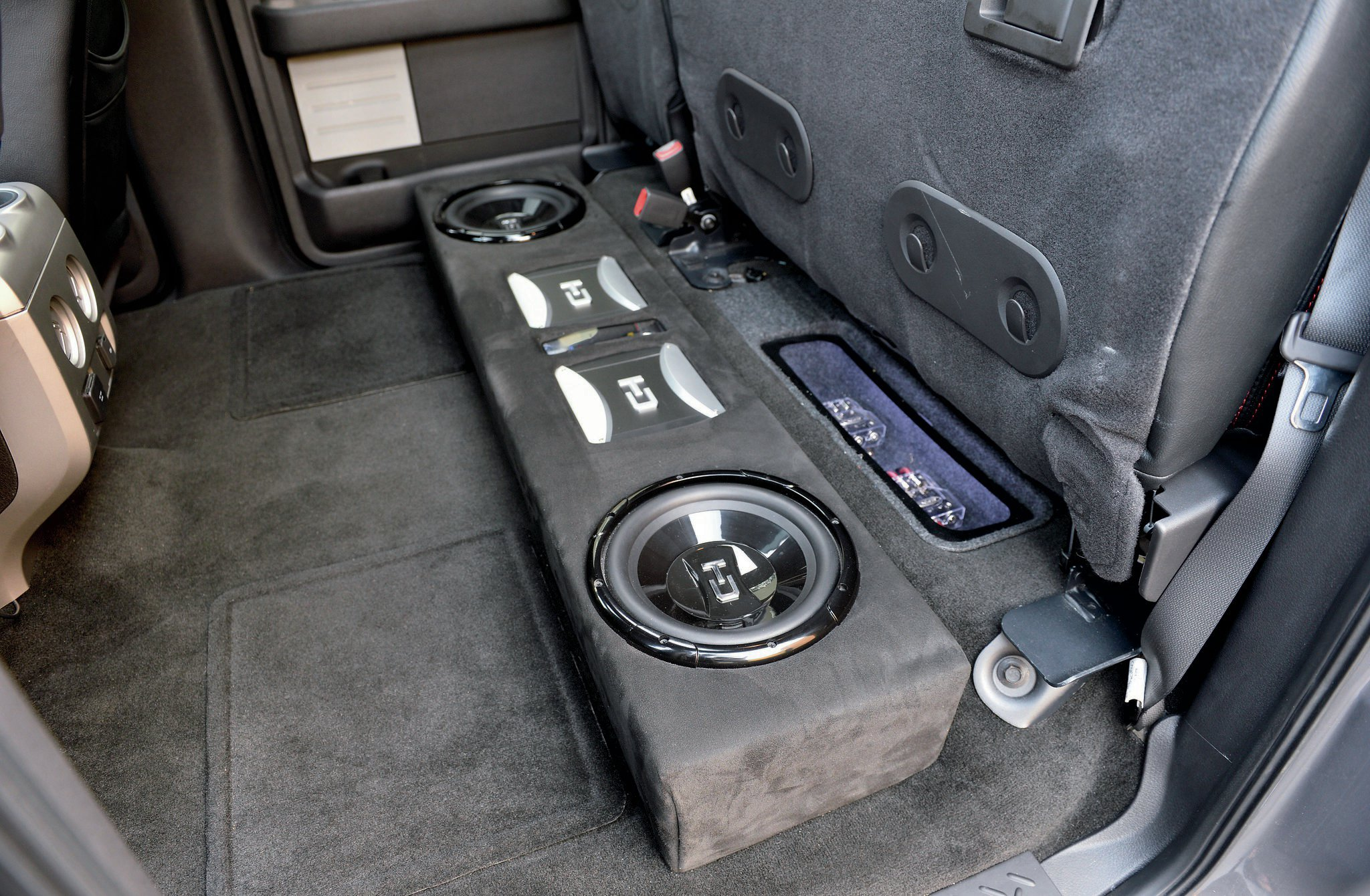2014 Ford F 150 Gains Stx Supercrew Model