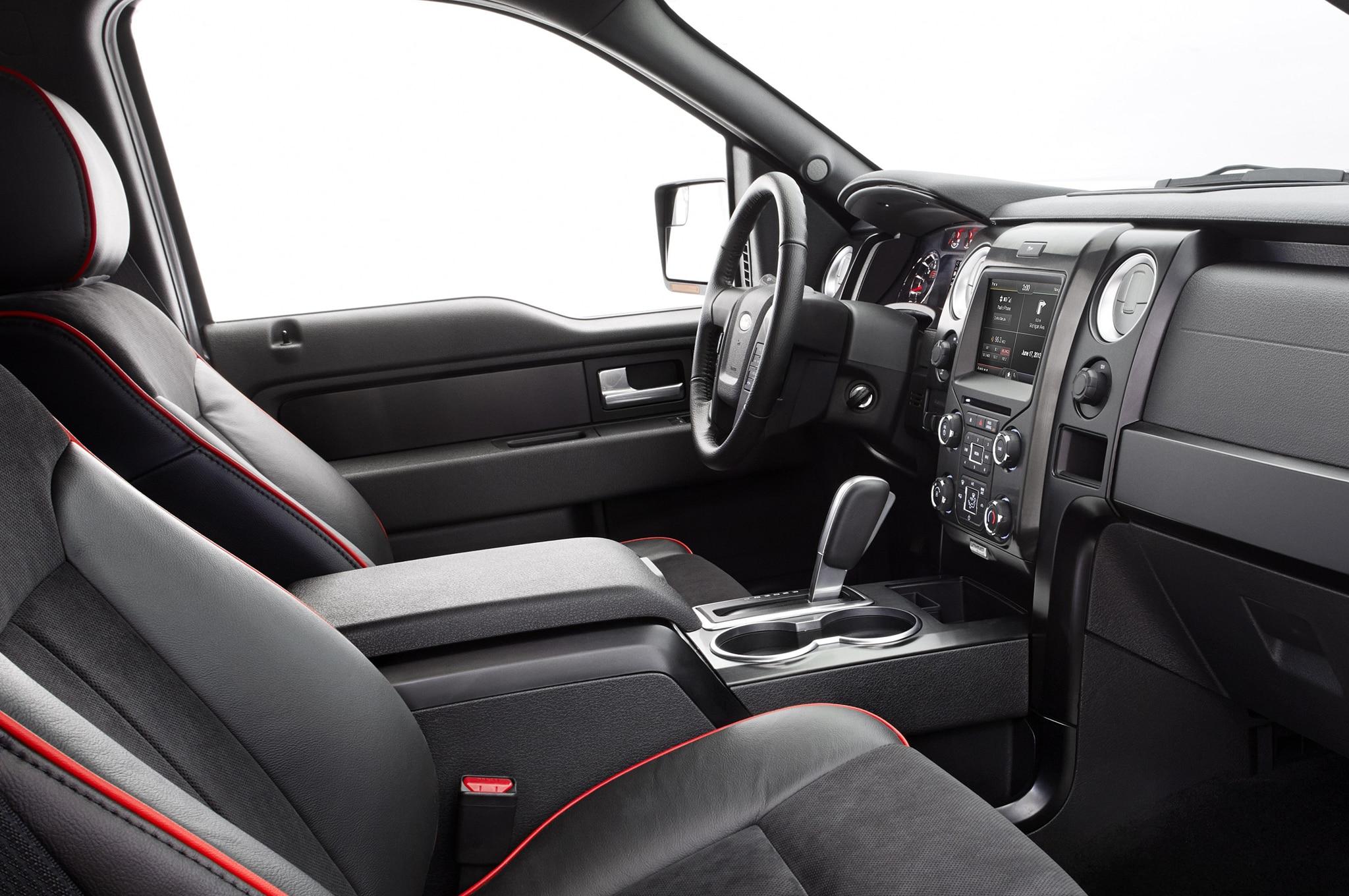 "F 150 Tremor >> Shelby American ""Baja 700"" Ford F-150 SVT Raptor Packs 700 HP"