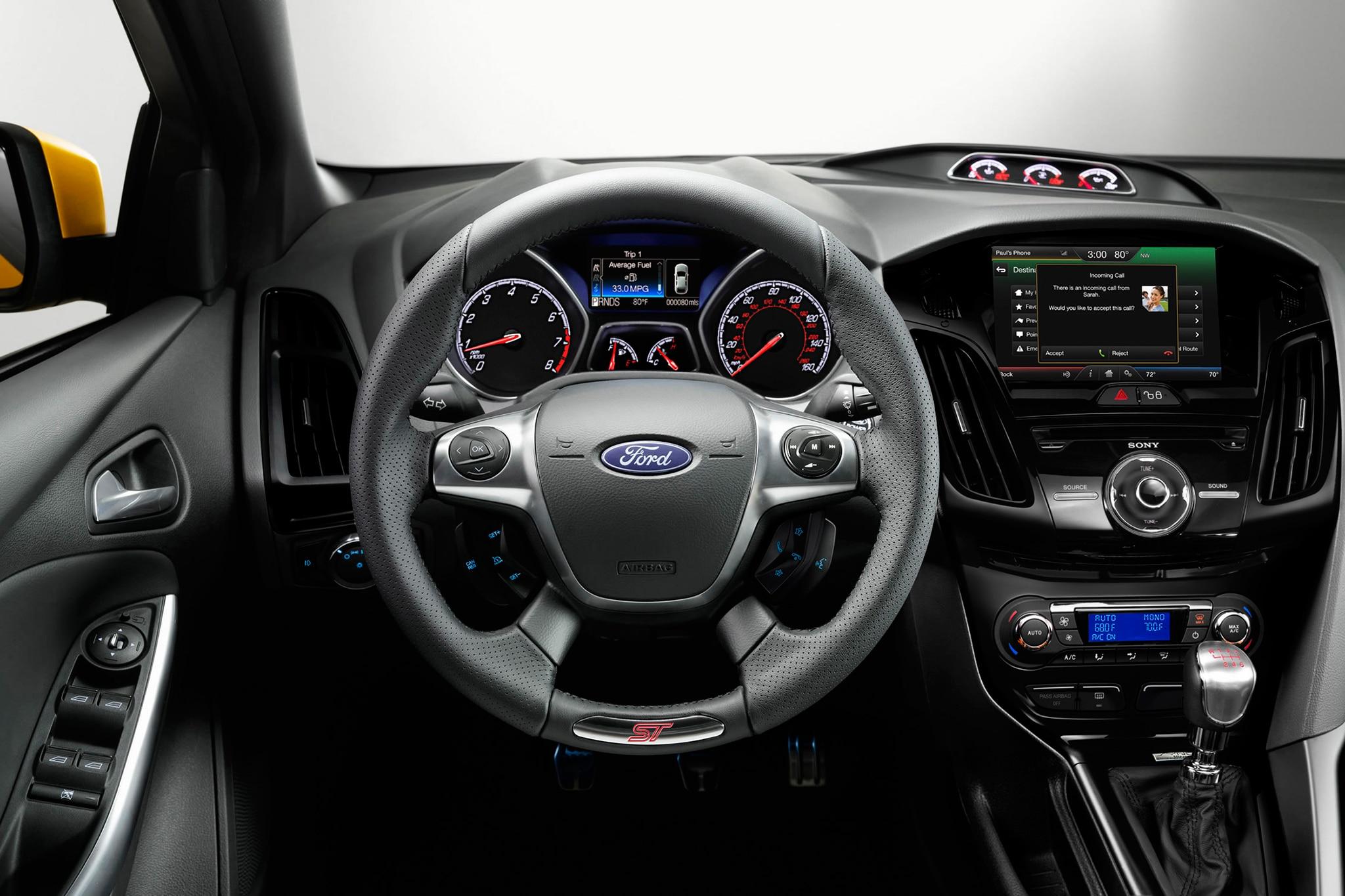 Image Of Ford Focus St Dash Kit Metra 2012 2014 995827b Suspension Airlift 1317 Air 78543 78643 Ap