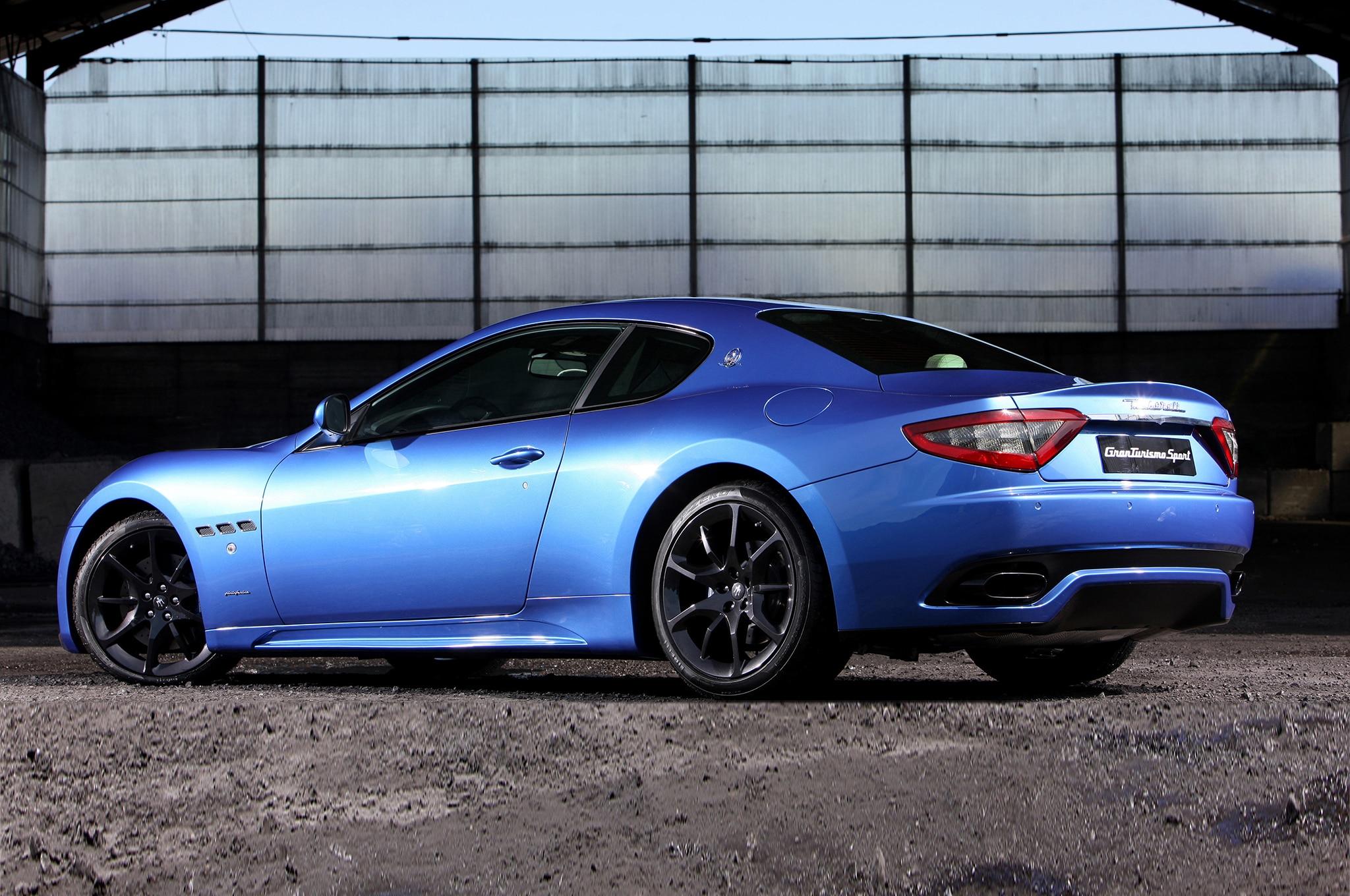 2014 Maserati GranTurismo, GranCabrio MC Gain Centennial