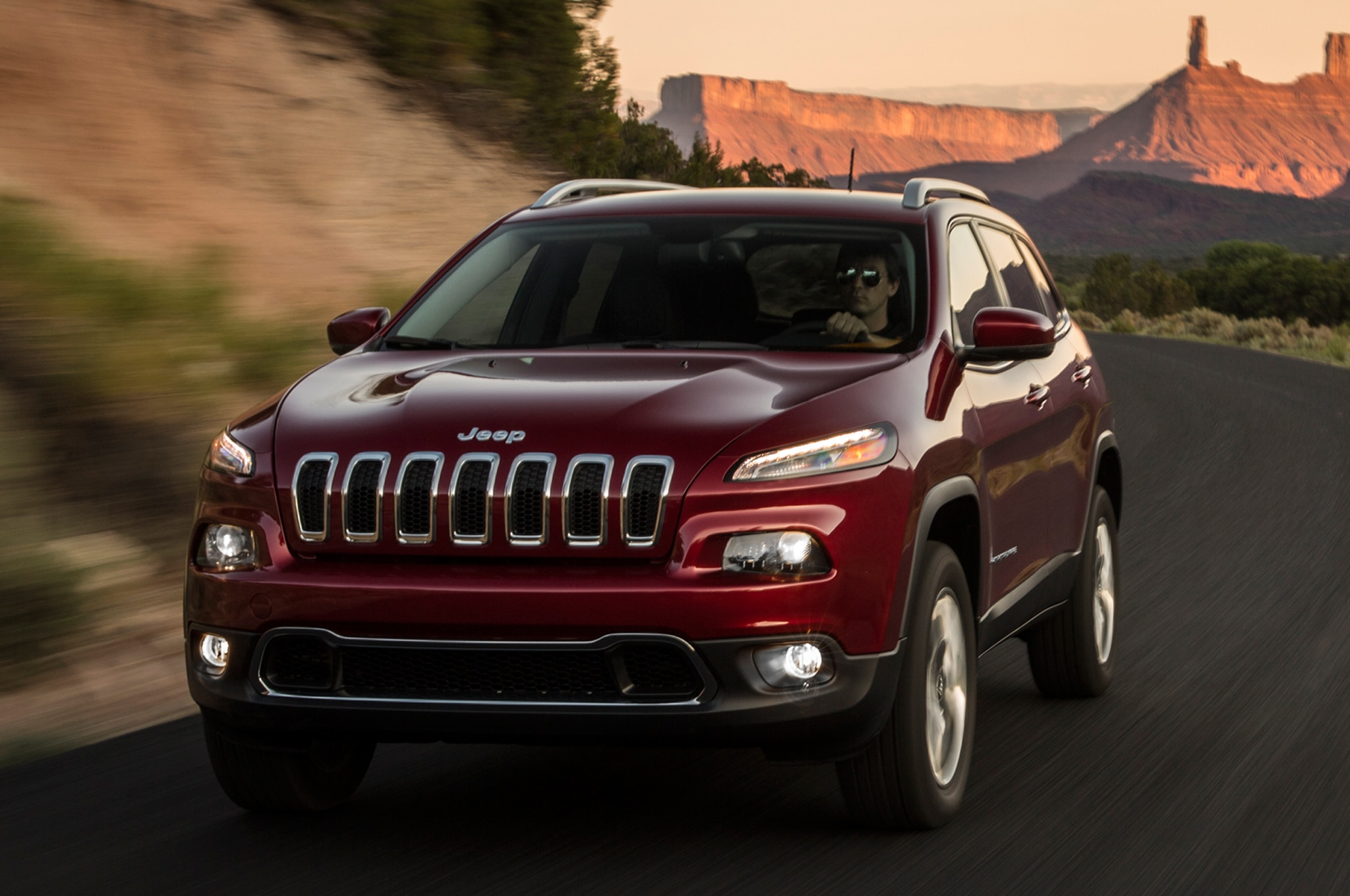 2014 Jeep Cherokee: Around The Block