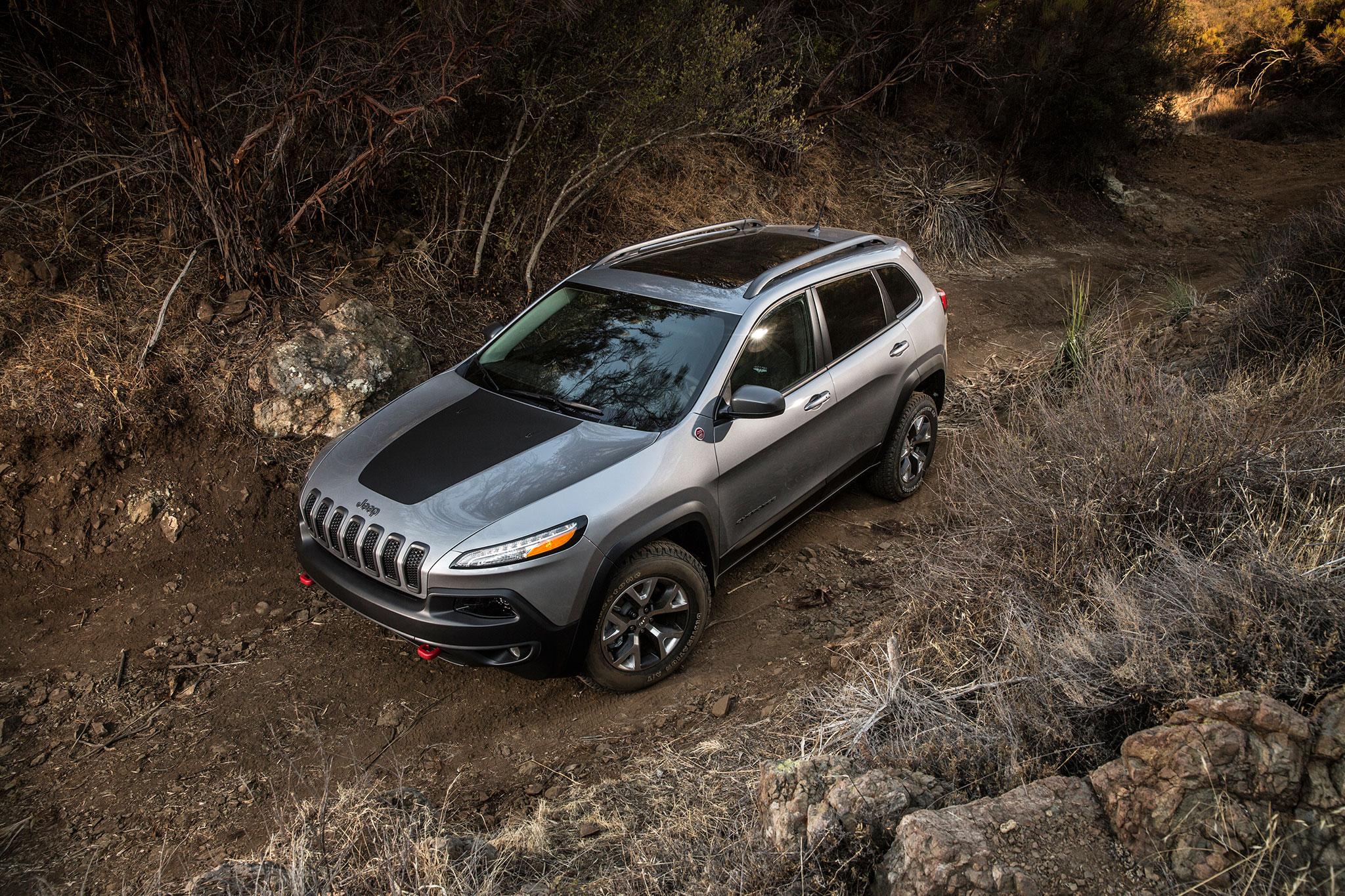 Great 2014 Jeep Cherokee TrailHawk