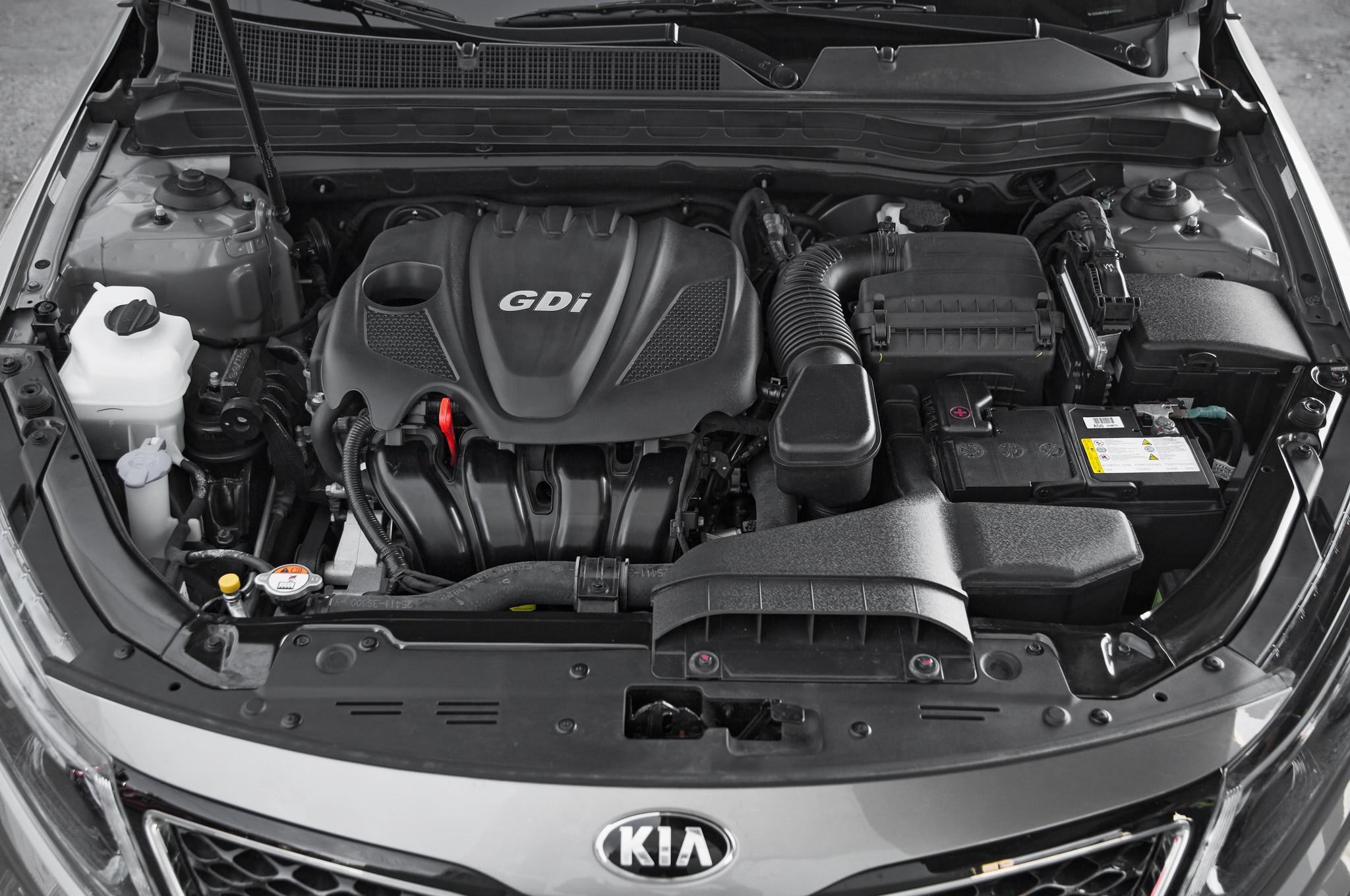 2014 Kia Optima EX. 48|142
