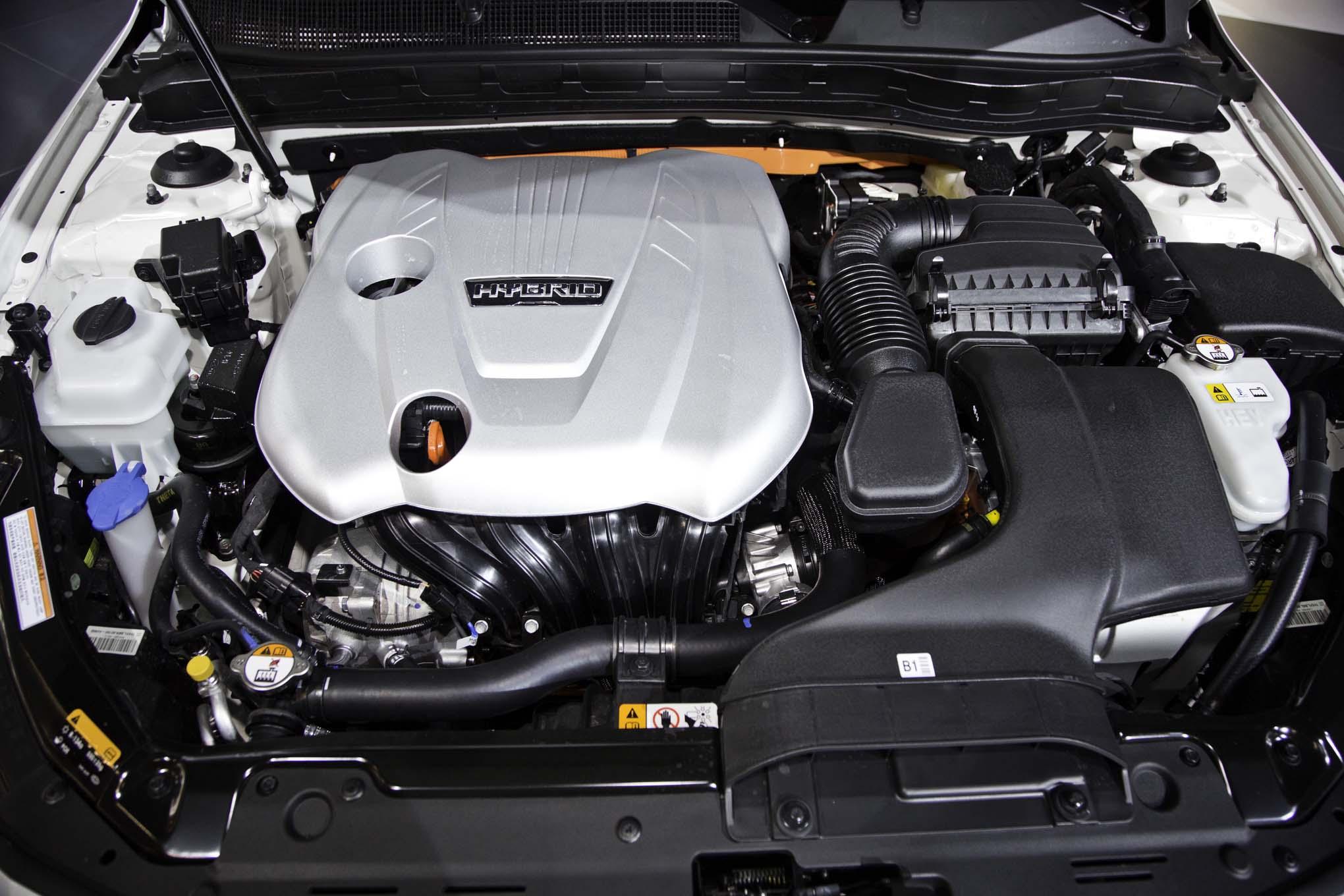 2014 Kia Optima Hybrid. 55|142