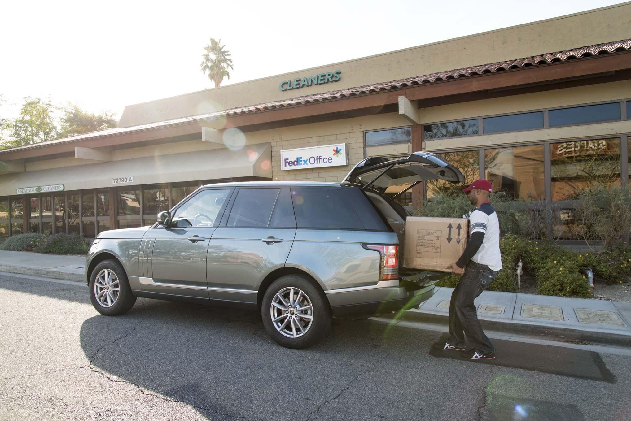 2014 Range Rover Autobiography Long Wheelbase: Around The Block