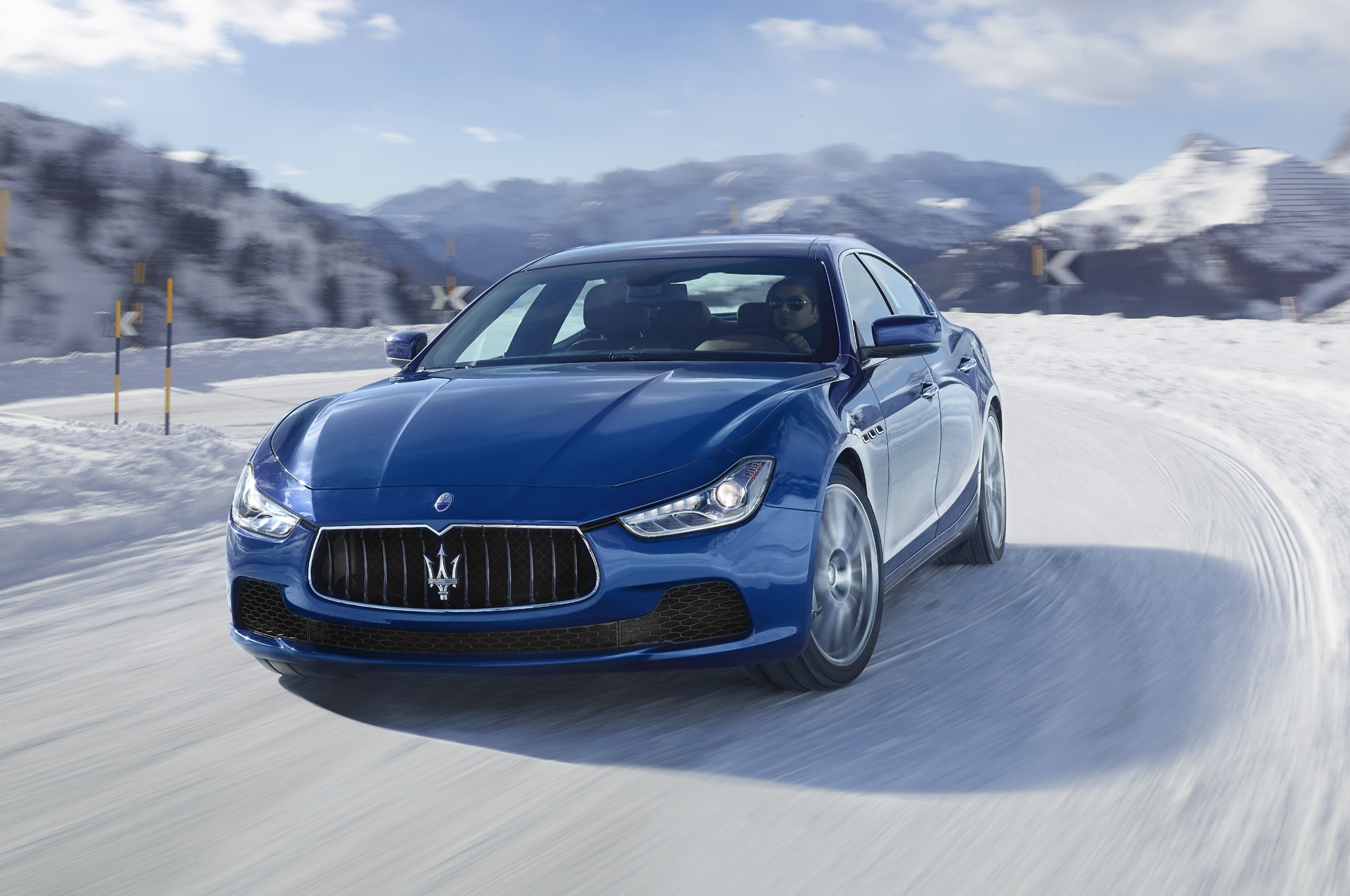 2014 Maserati Ghibli Priced At 66 850 Rated Iihs 2013 Top Safety Pick