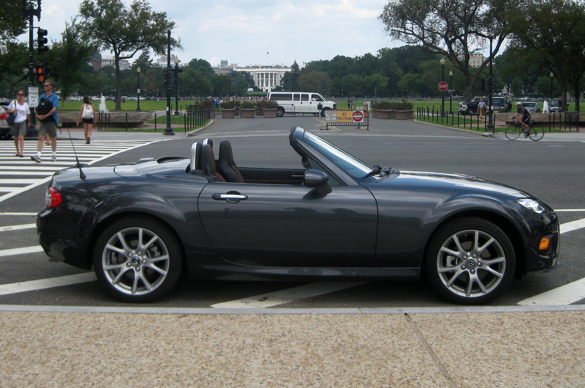 2014 Mazda MX 5 Miata To Washington