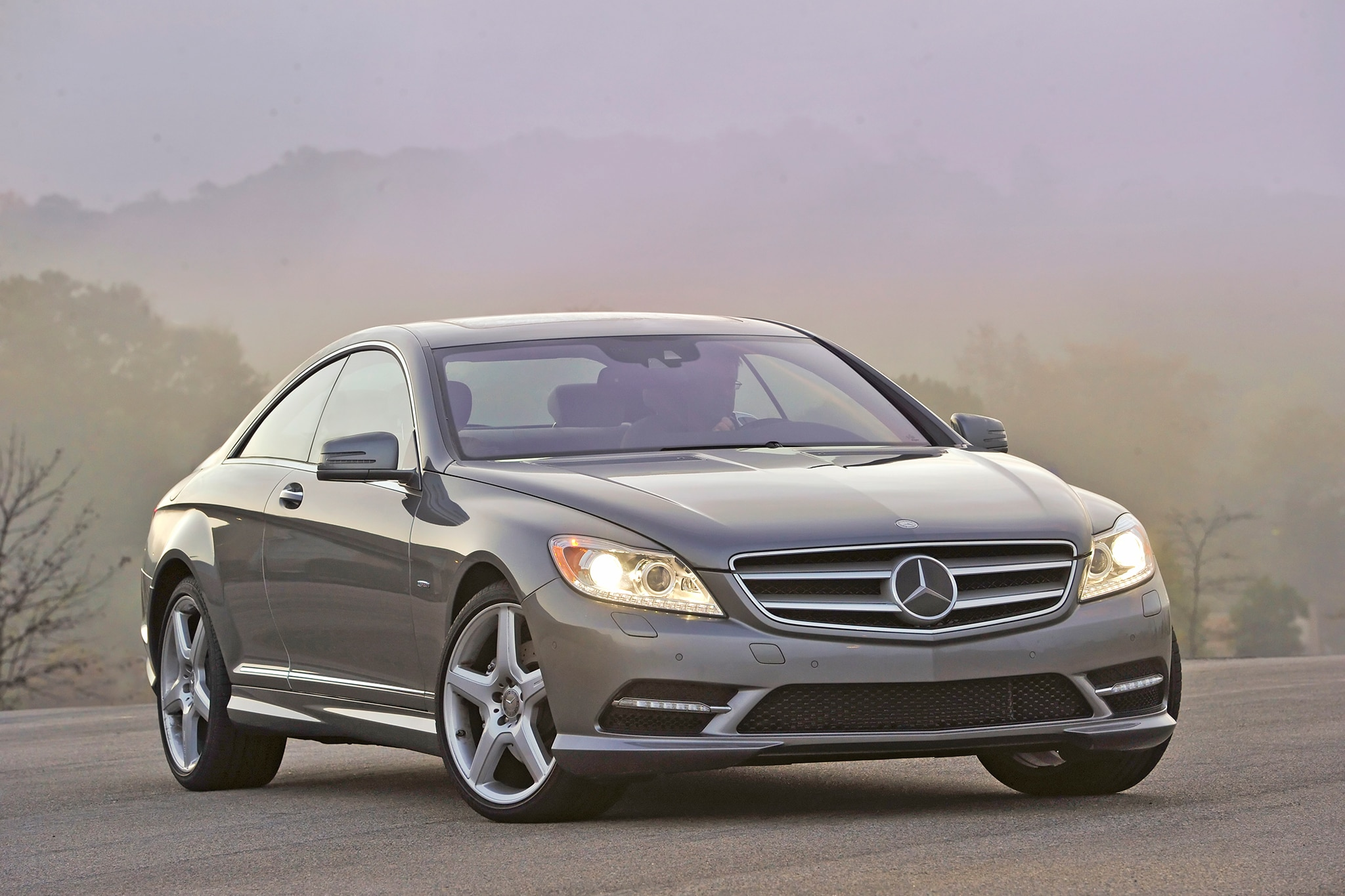 2008 Mercedes Benz CL65 AMG Latest News Features and Auto Show