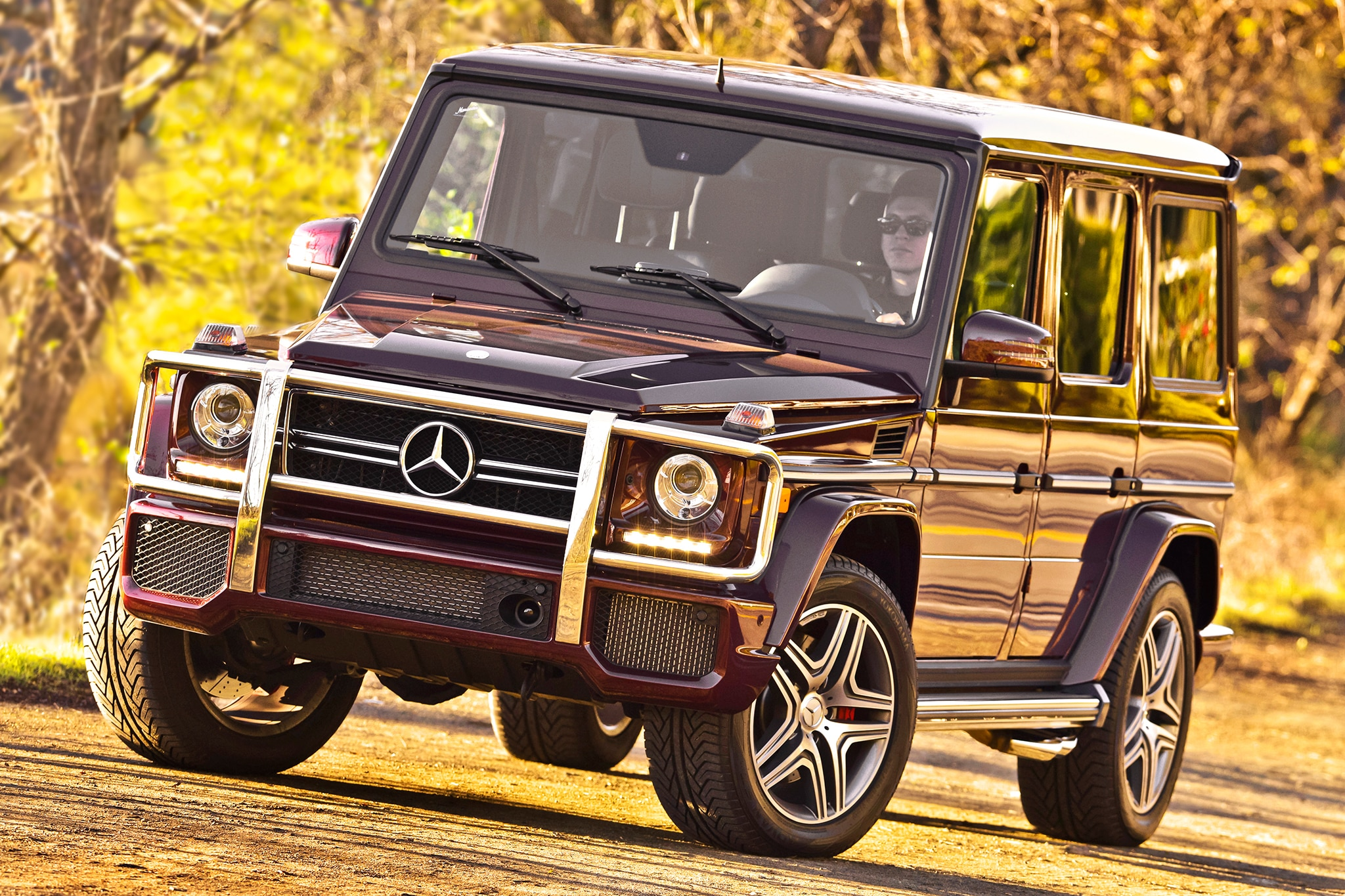 Mansory Modifies Mercedes-Benz G63 AMG 6x6 - Automobile ...