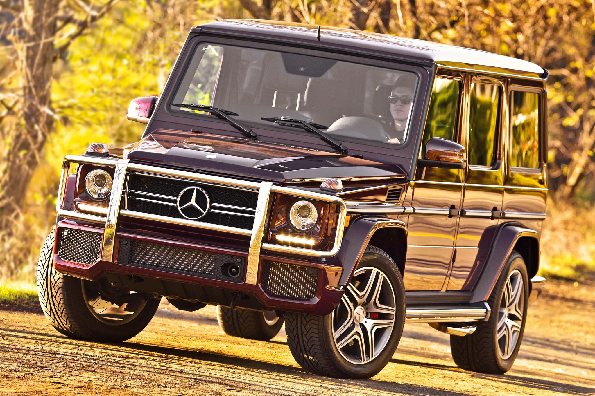 Mansory Modifies Mercedes-Benz G63 AMG 6x6 - Automobile ...