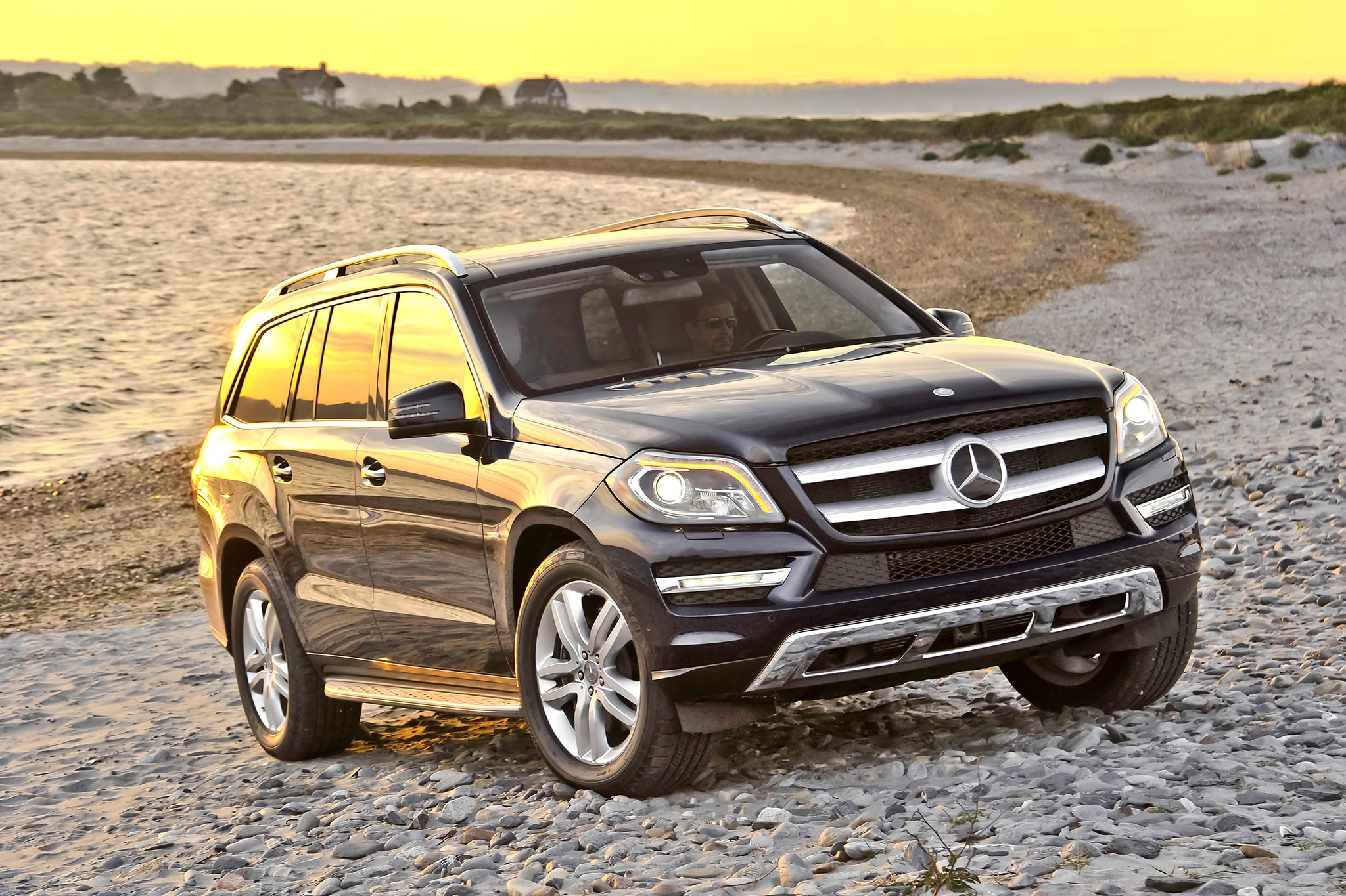 EDITORS NOTEBOOK 2008 Mercedes Benz GL320 CDI
