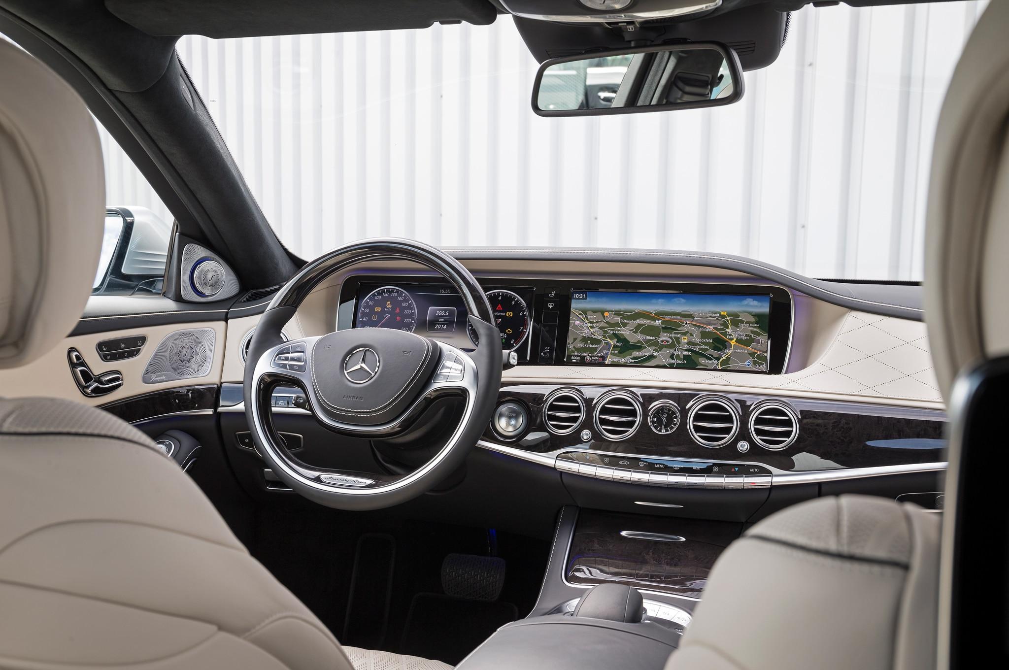 2014 Mercedes Benz S550