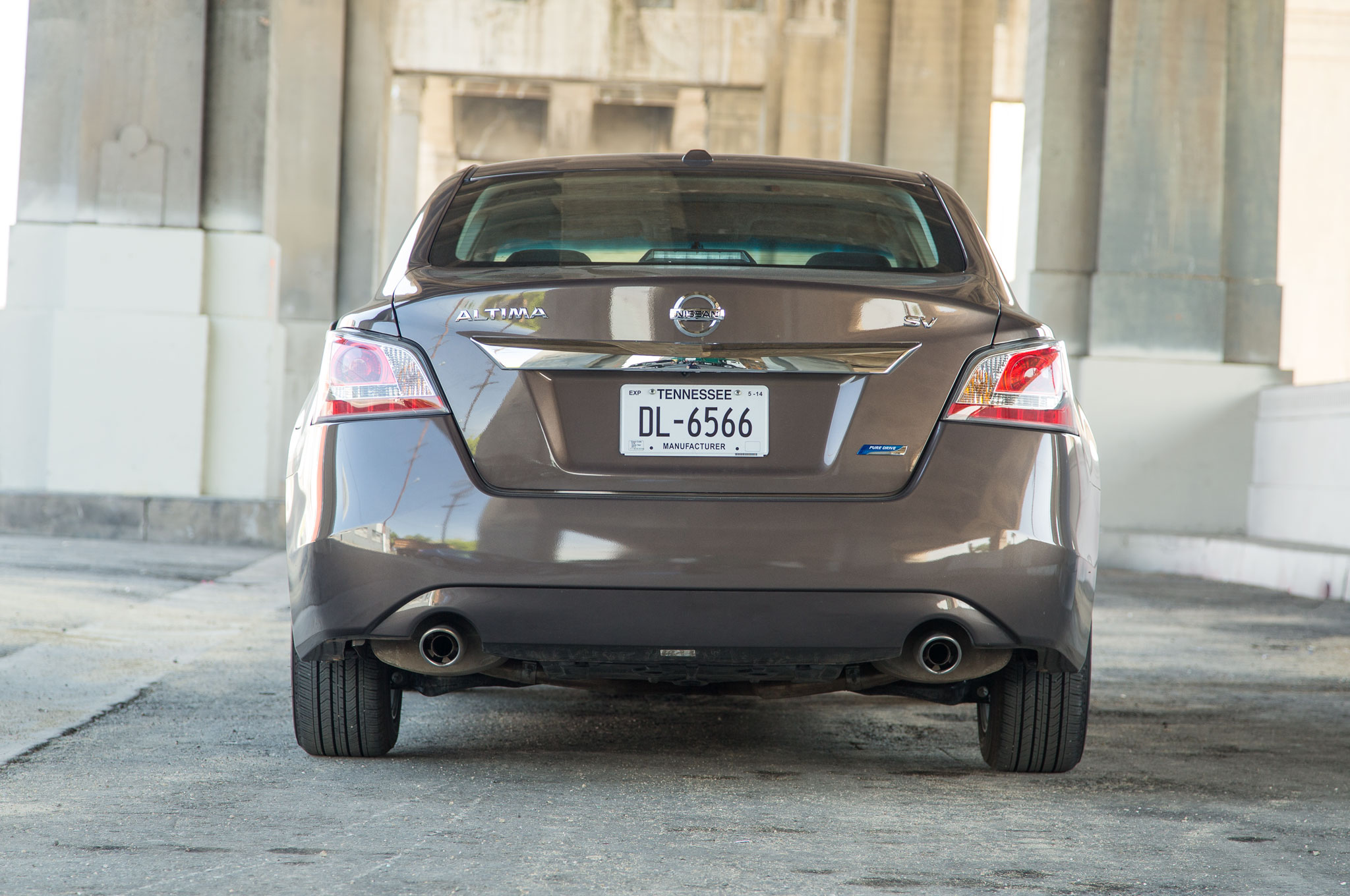 Nissan Altima is February Best Selling Midsizer Automobile Magazine