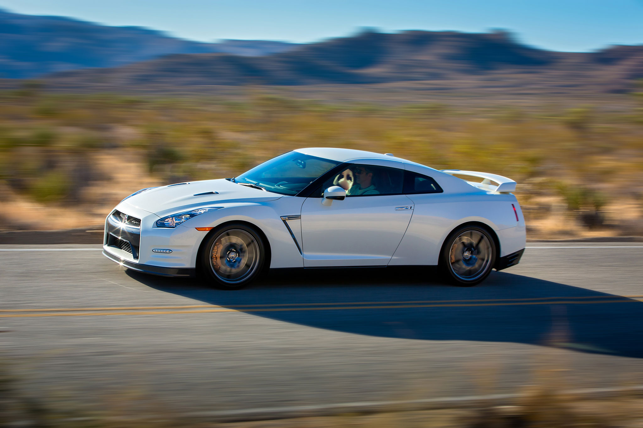 2014 Nissan GT-R Track Edition First Look - Automobile Magazine