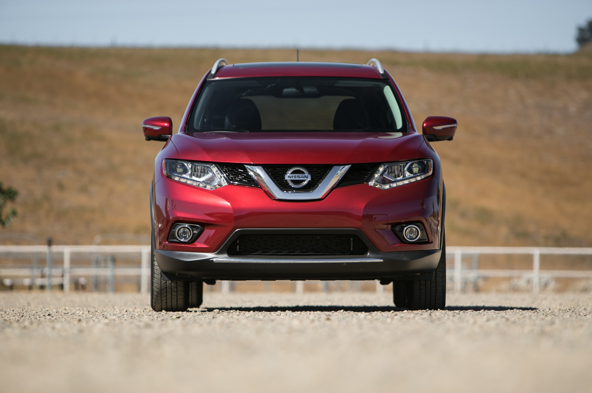 2014 Nissan Rogue First Drive - Automobile Magazine