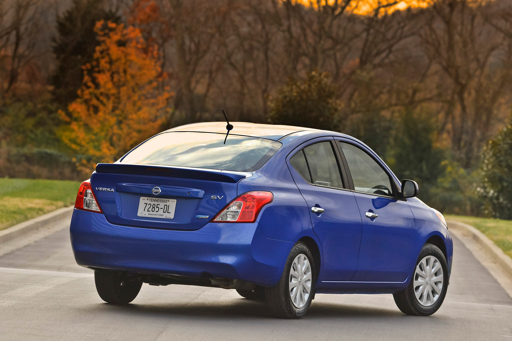 2015 Nissan Versa Sedan Refreshed For New York ...