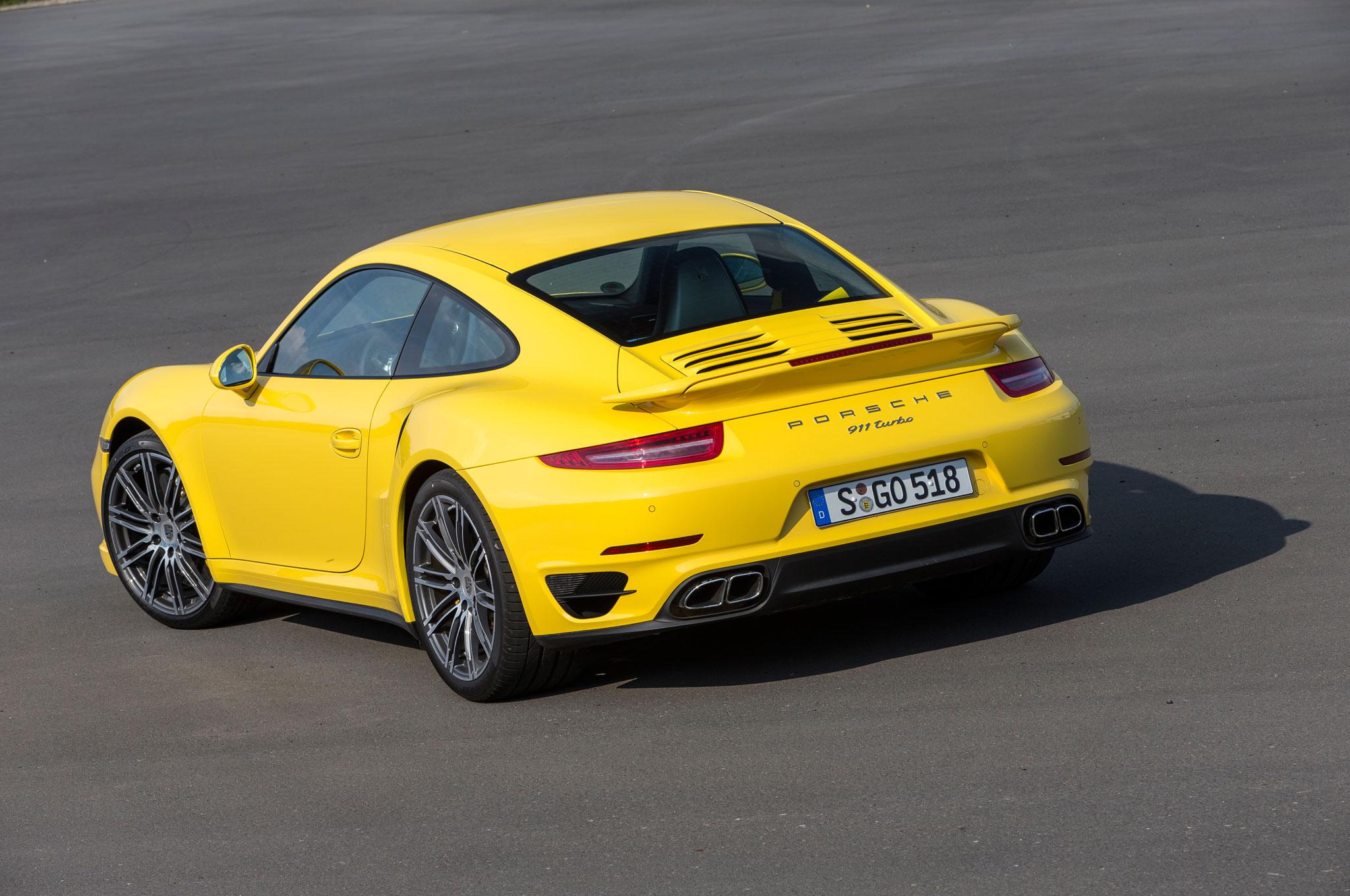 2014 Porsche 911 Targa Review Automobile Magazine