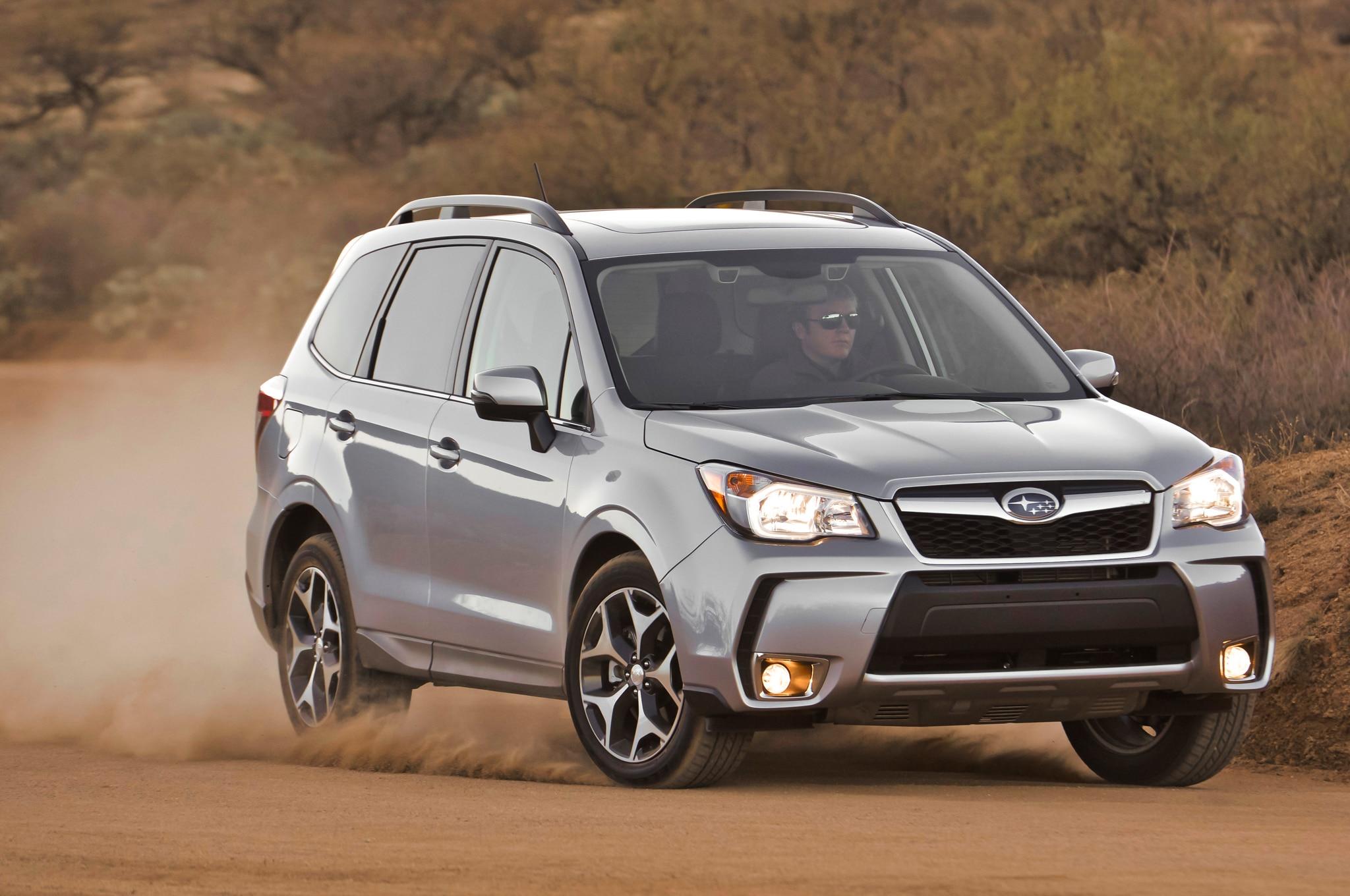First Drive: 2014 Subaru Forester - Automobile Magazine