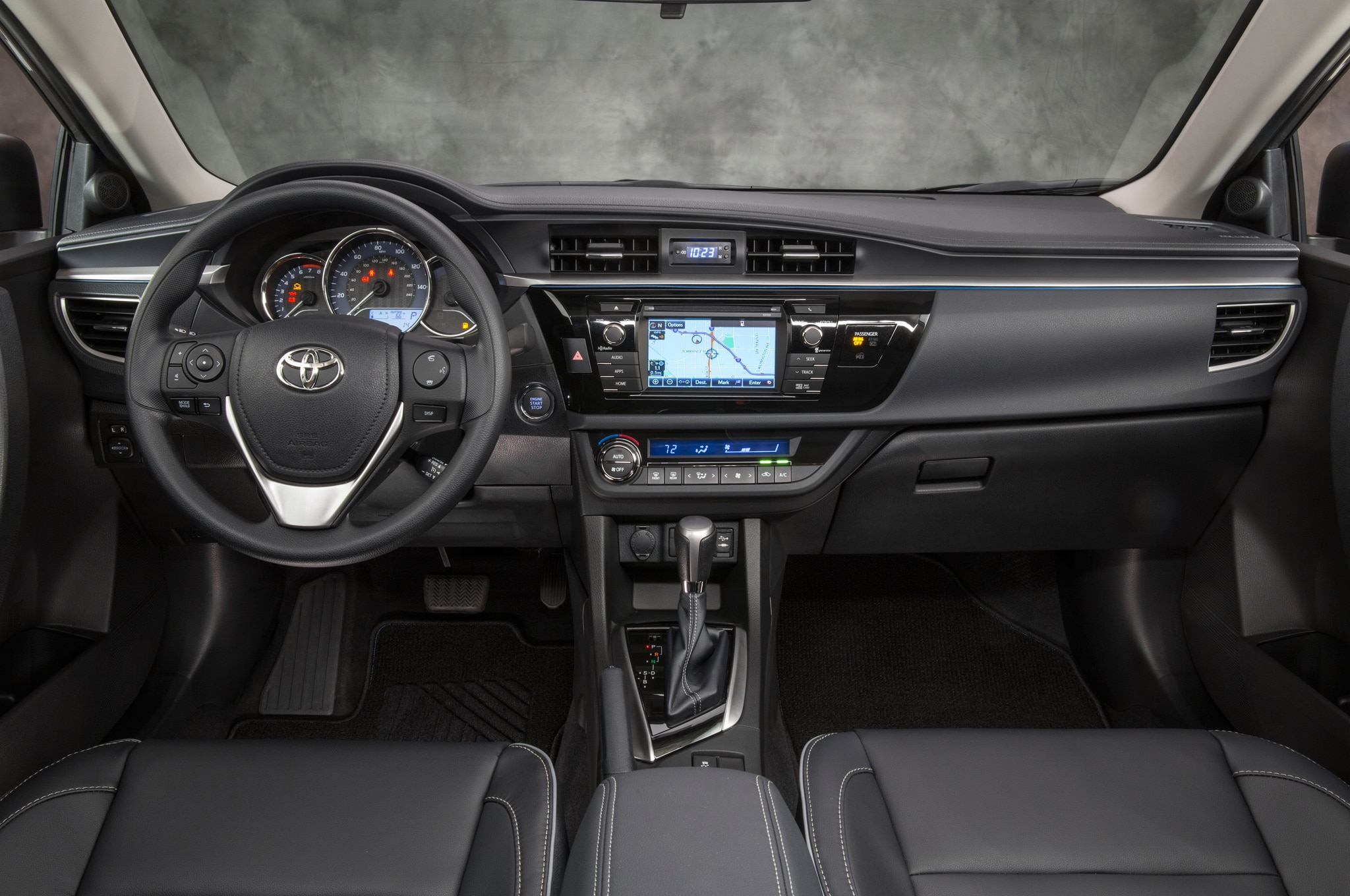Exceptional 2014 Toyota Corolla LE Eco