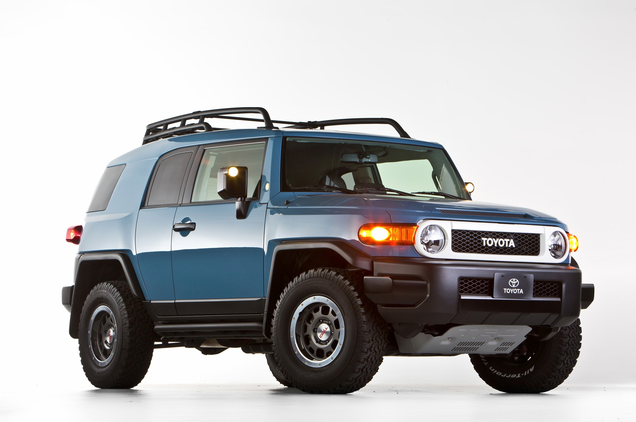 The Fj Company Sport Offers Classic Toyota Land Cruisers For 1973 Cruiser Repair Manual 2014 Trail Teams Ultimate Edition Front Three Quarter