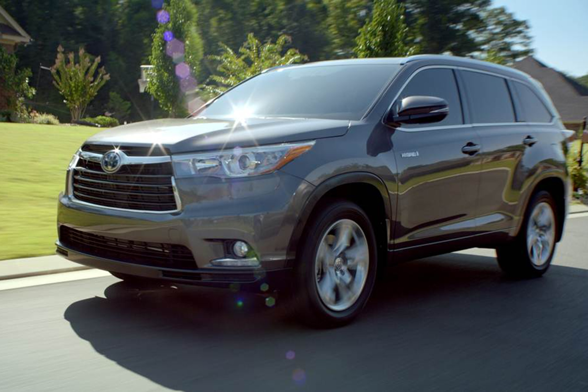 Perfect 2014 Toyota Highlander Hybrid