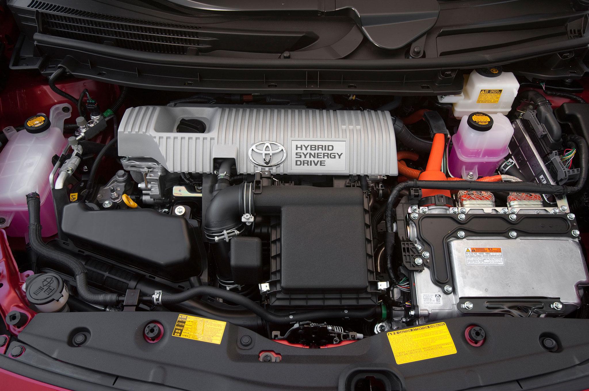 2017 Toyota Prius 31 58