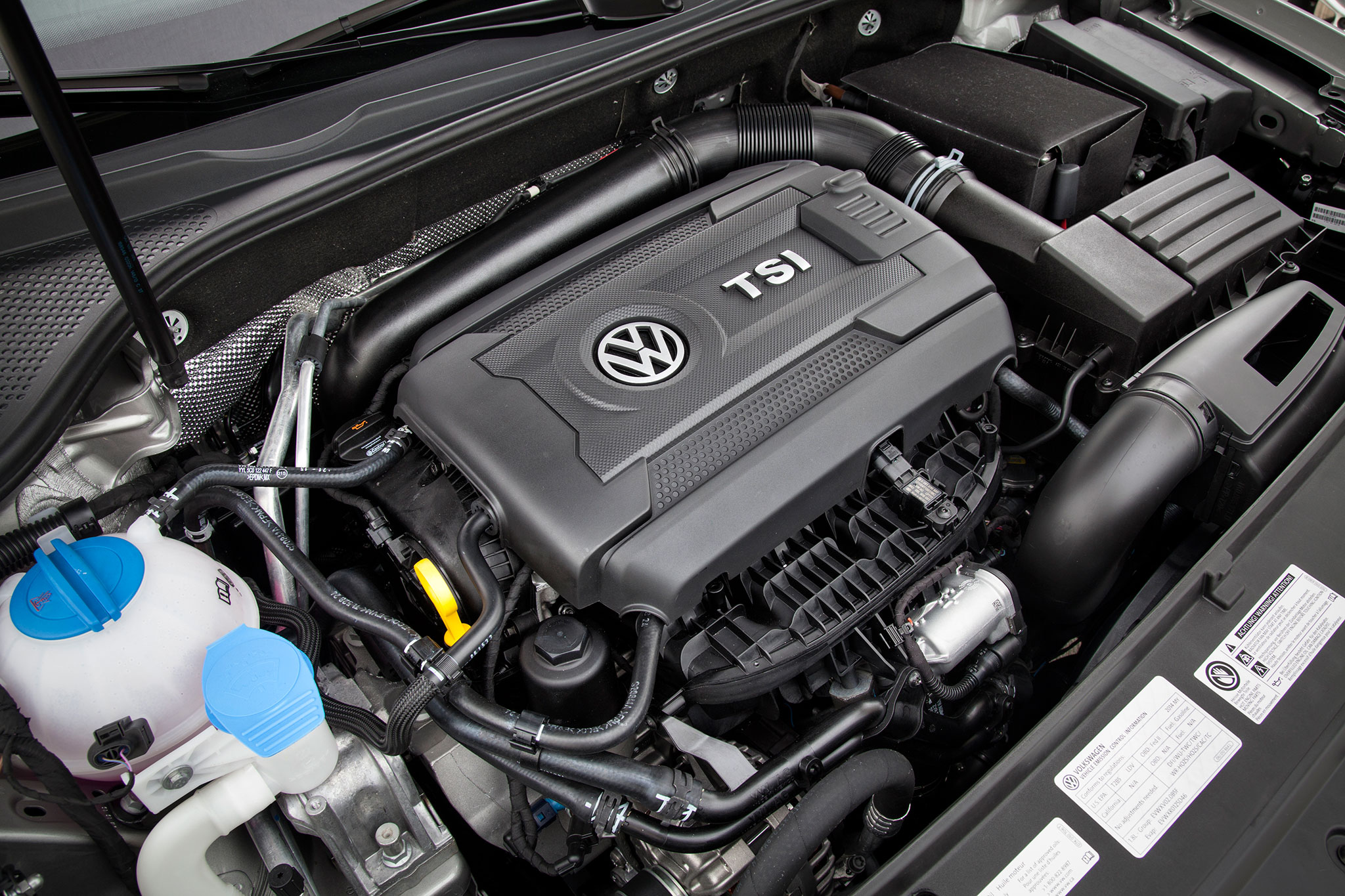 2014 Volkswagen Passat 1 8T Sport: Around The Block - Automobile