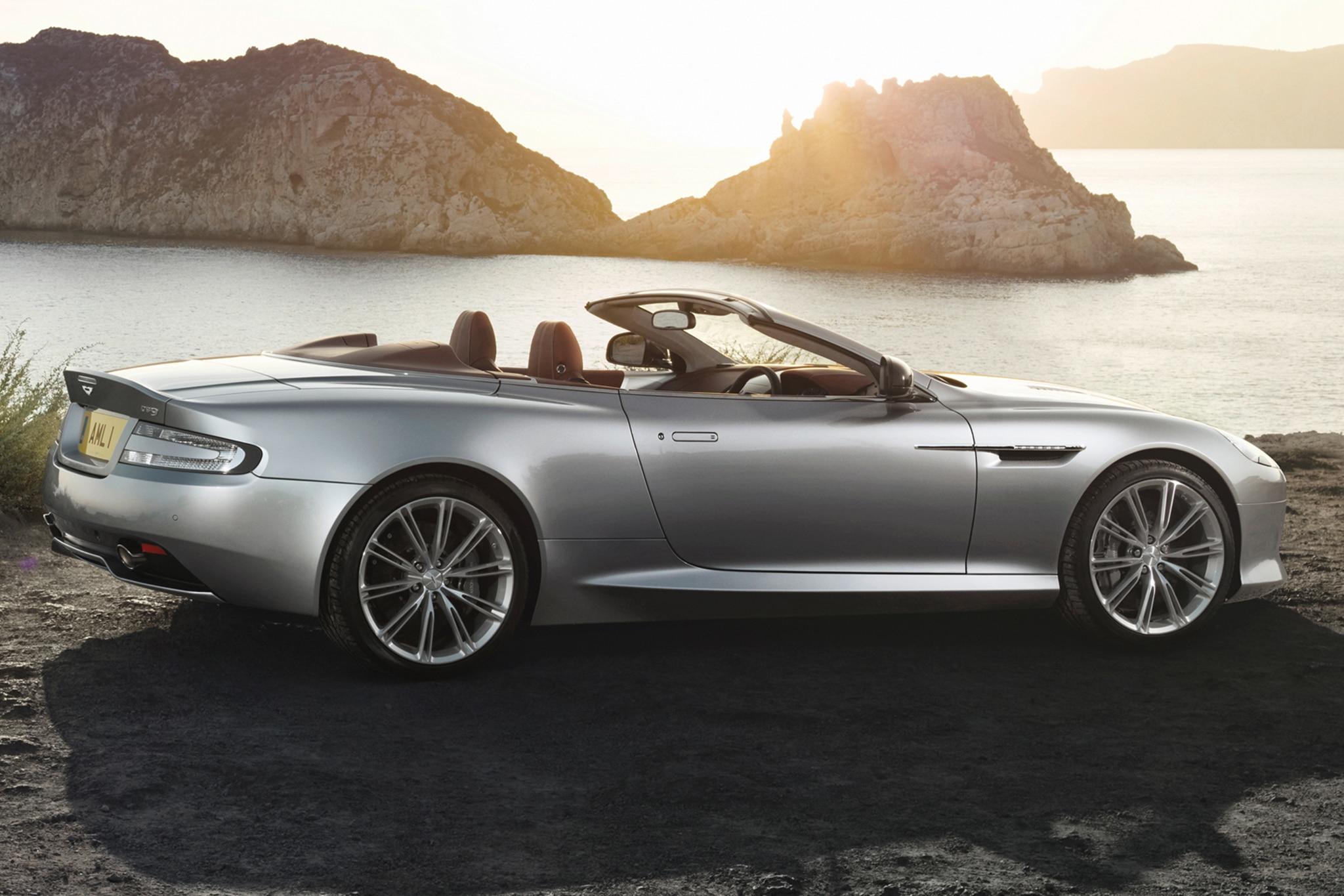 Aston Martin Db9 Review Road Test Automobile Magazine