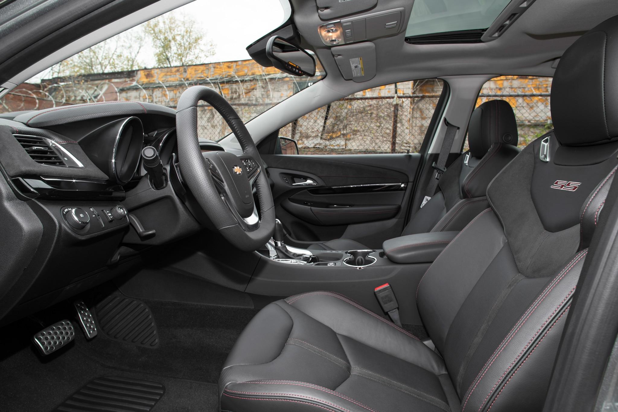 2014 Chevrolet SS. 43 137