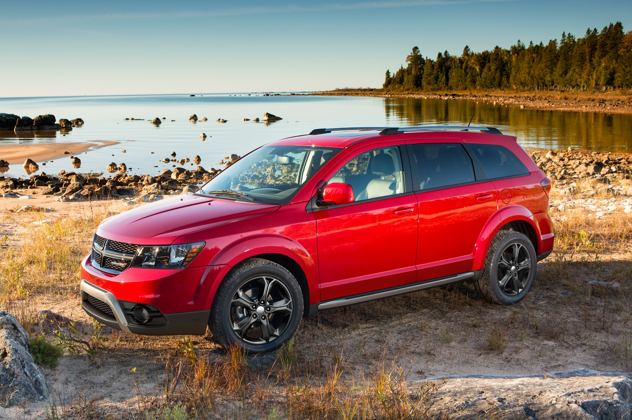 Dodge Journey Crossroad >> 2014 Dodge Journey SE V-6 AWD Priced at $25,890 – Automobile Magazine