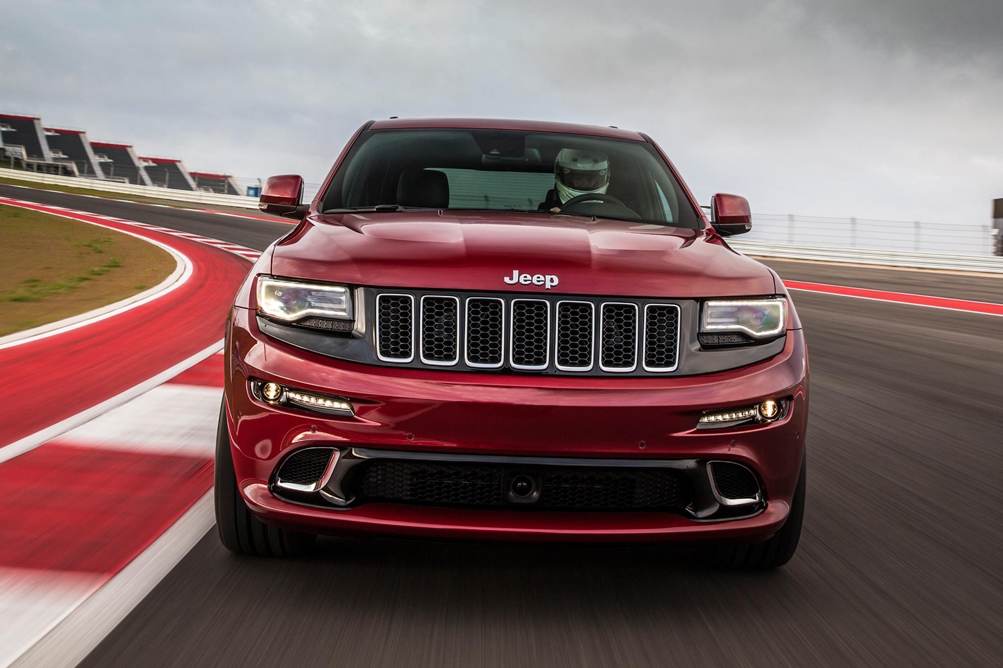2015 jeep grand cherokee srt msrp