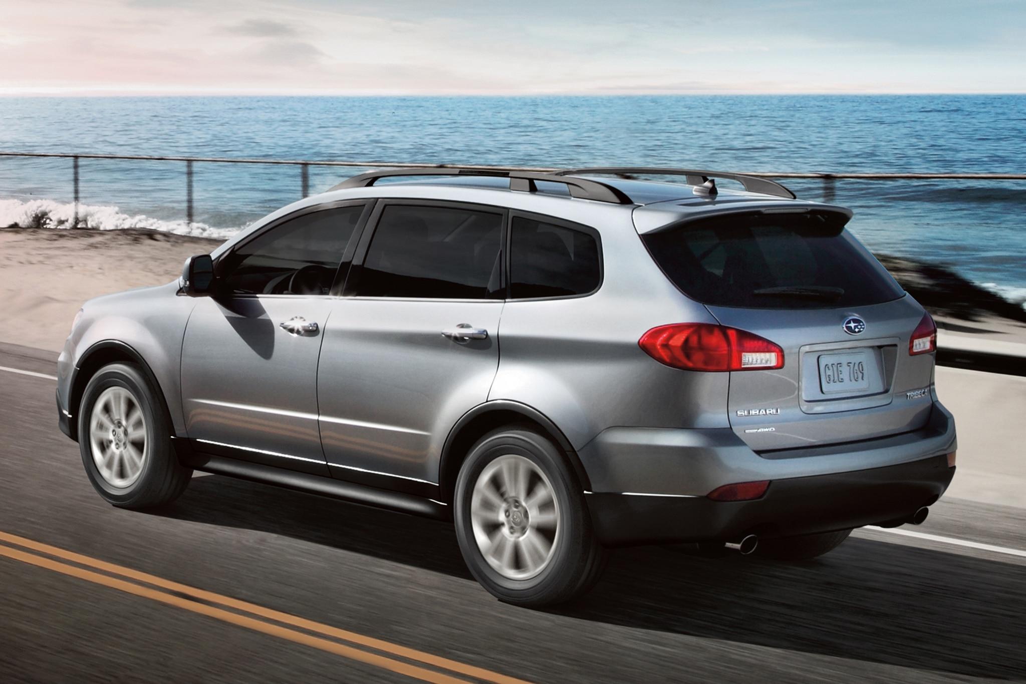 Subaru Tribeca Production Ends January 2014