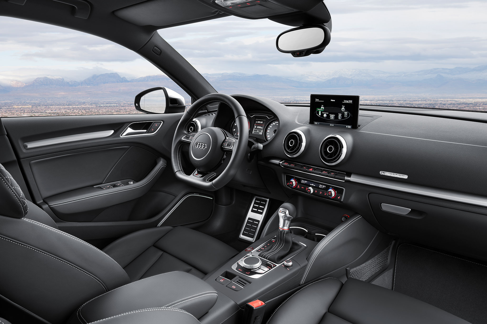 2015 Audi A3 Pricing And Options List Detailed Automobile Magazine