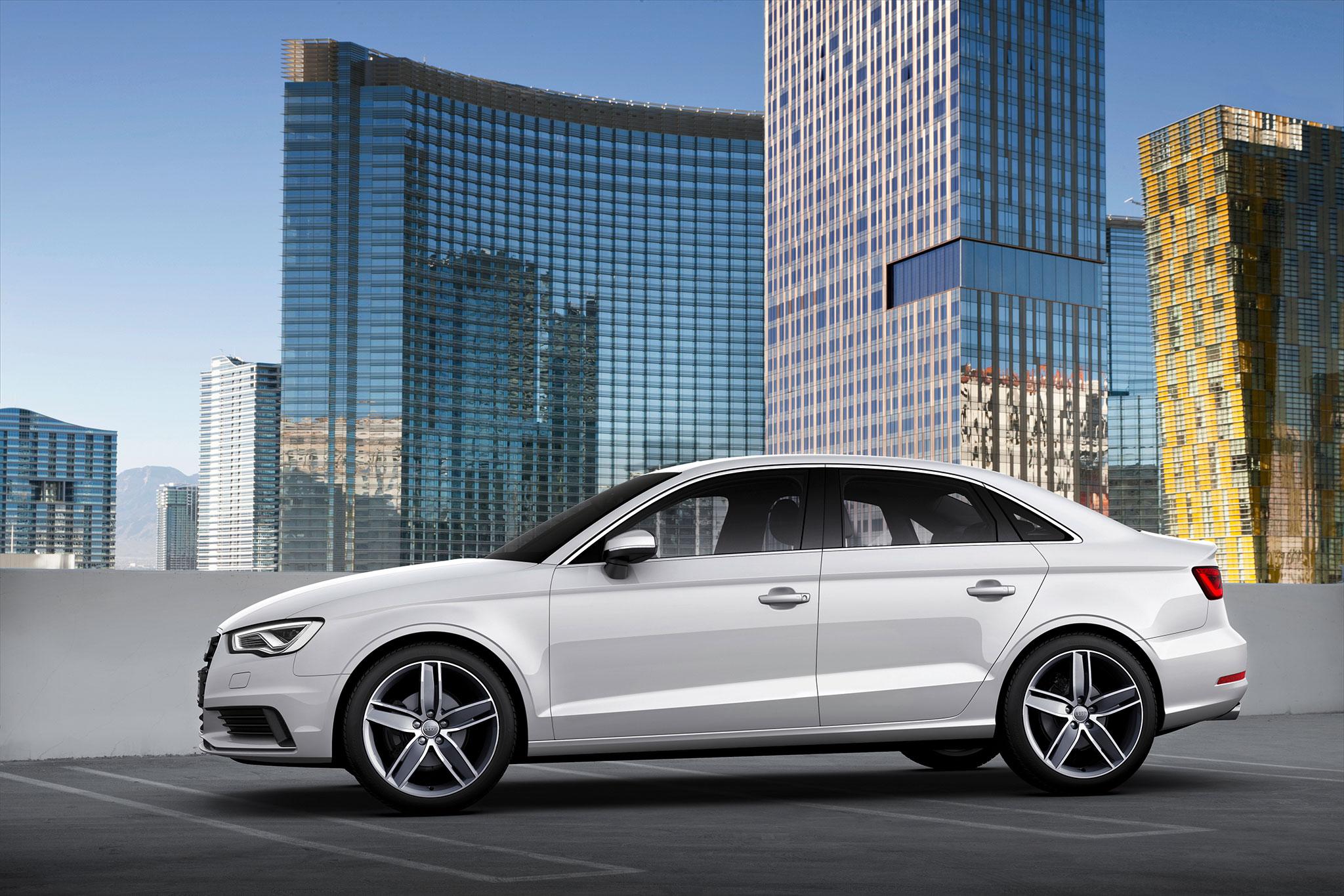 2015 audi a3 pricing and options list detailed automobile magazine 2015 audi a3 sedan 42250 altavistaventures Gallery