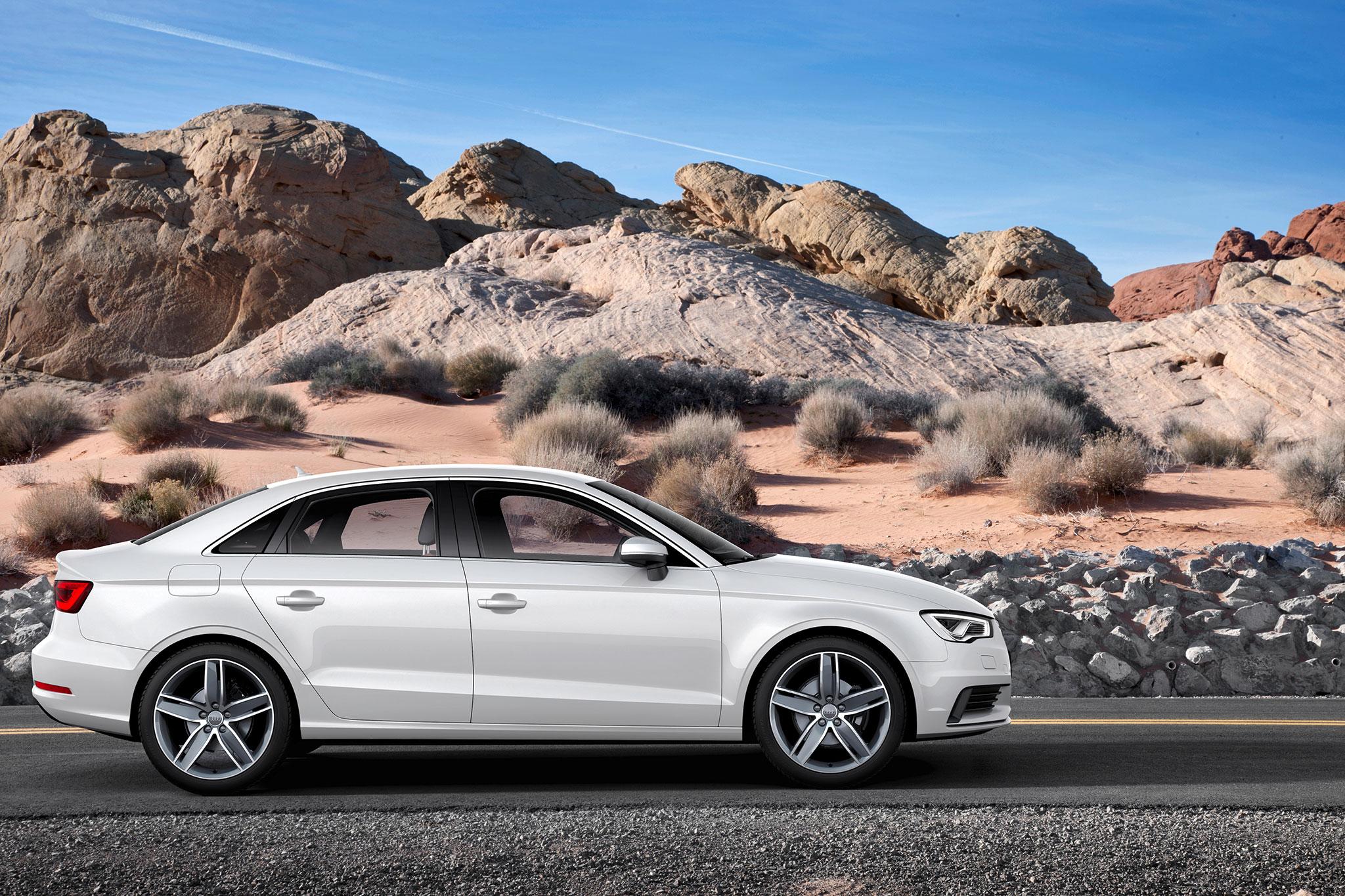 2015 audi a3 pricing and options list detailed automobile magazine 2015 audi a3 sedan altavistaventures Gallery
